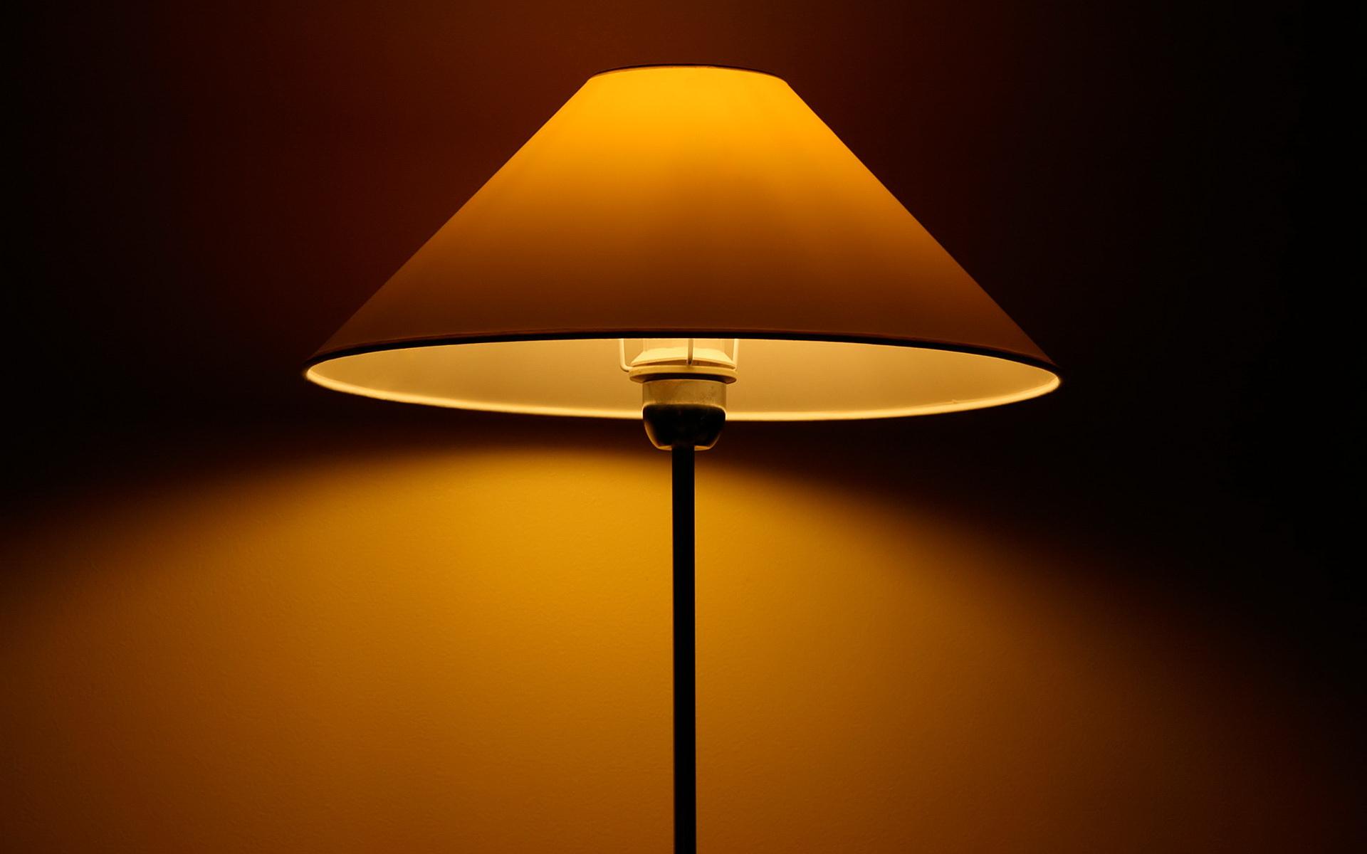 Lamp ...