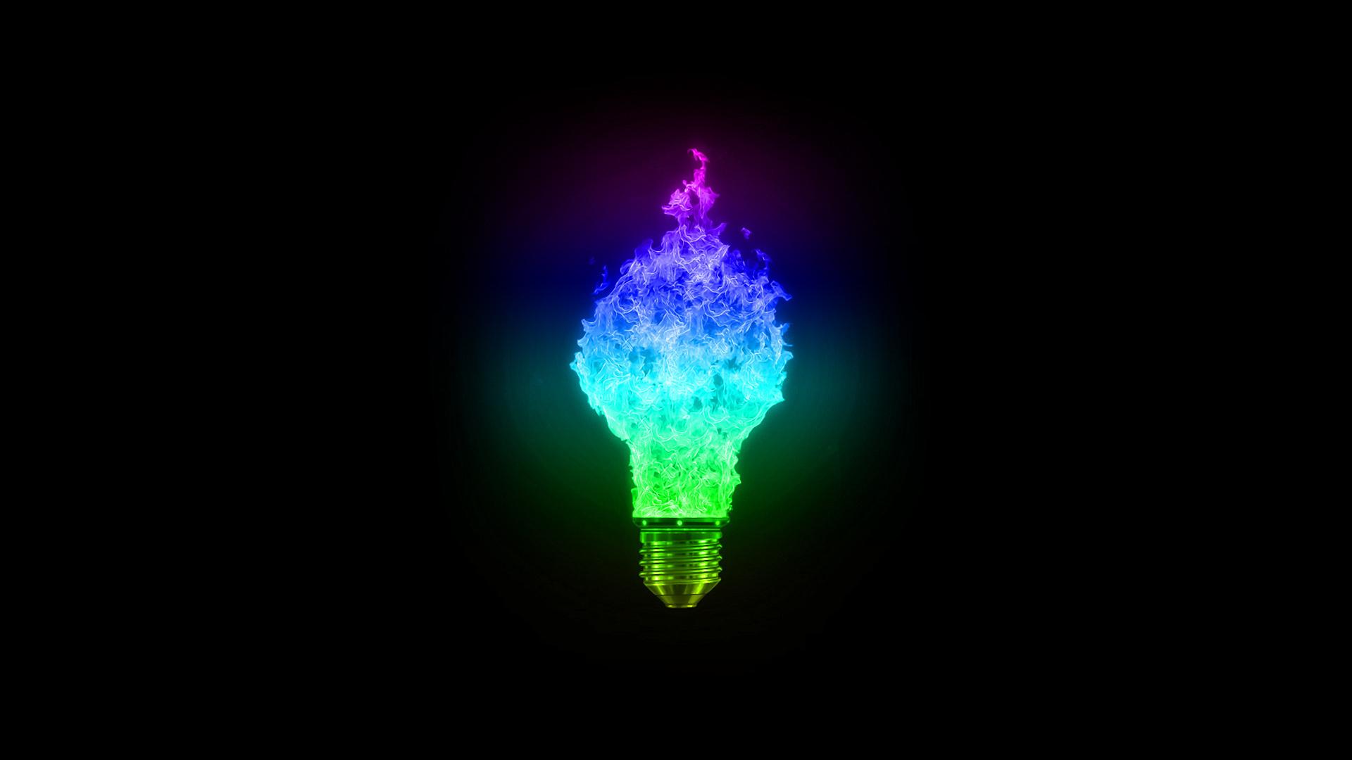 Lamp Wallpaper 5441