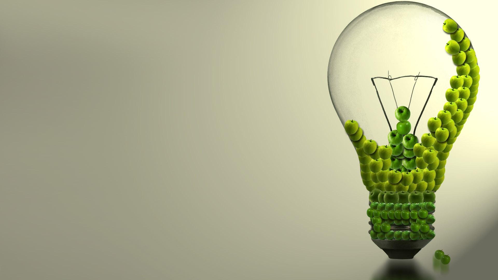 Lamp Wallpaper
