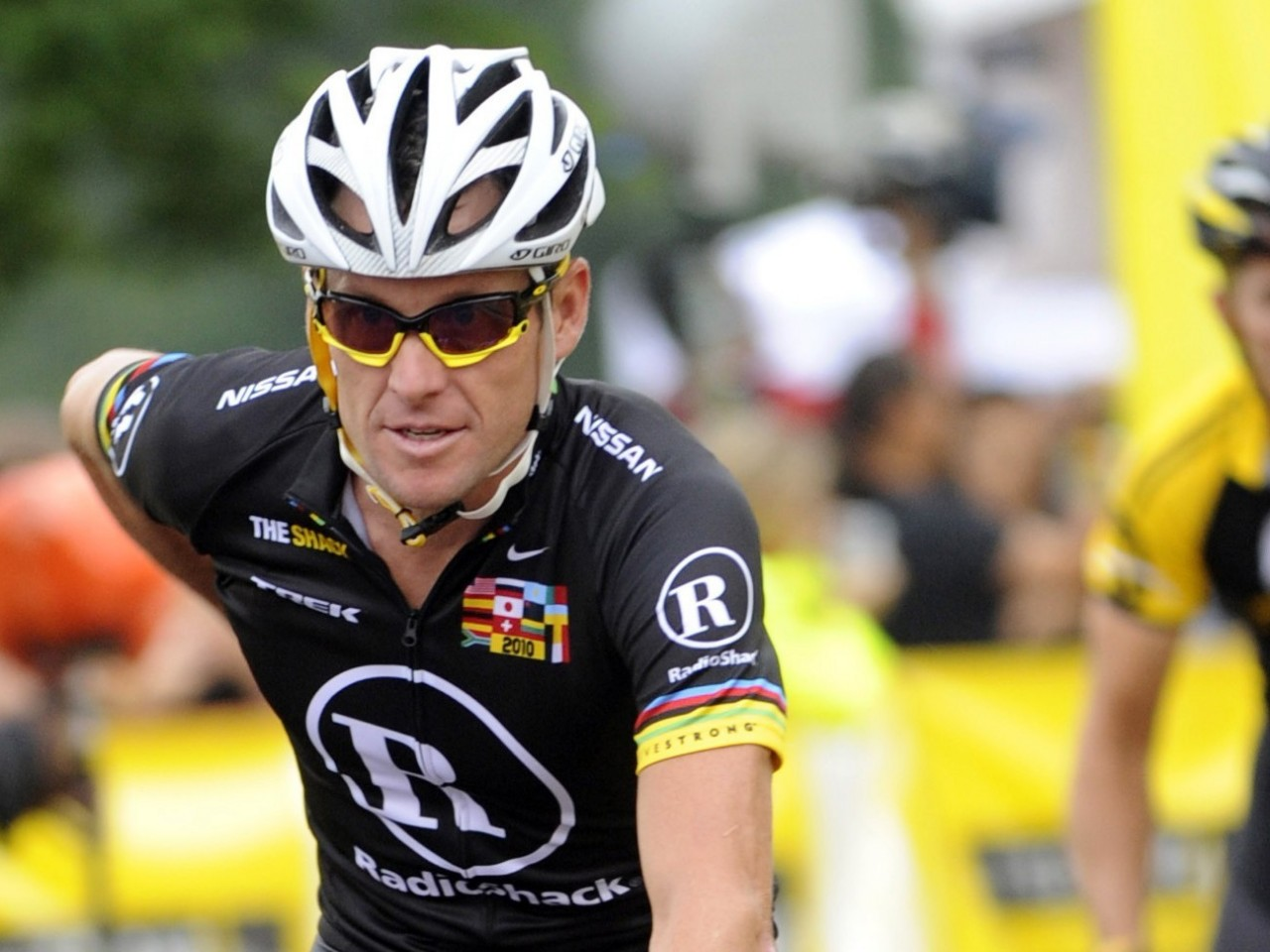 Rob's Blog | Lance Armstrong & Ironman