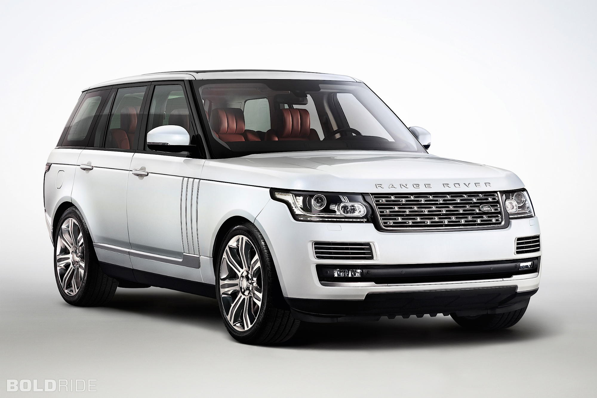 Land Rover Range Rover Garage