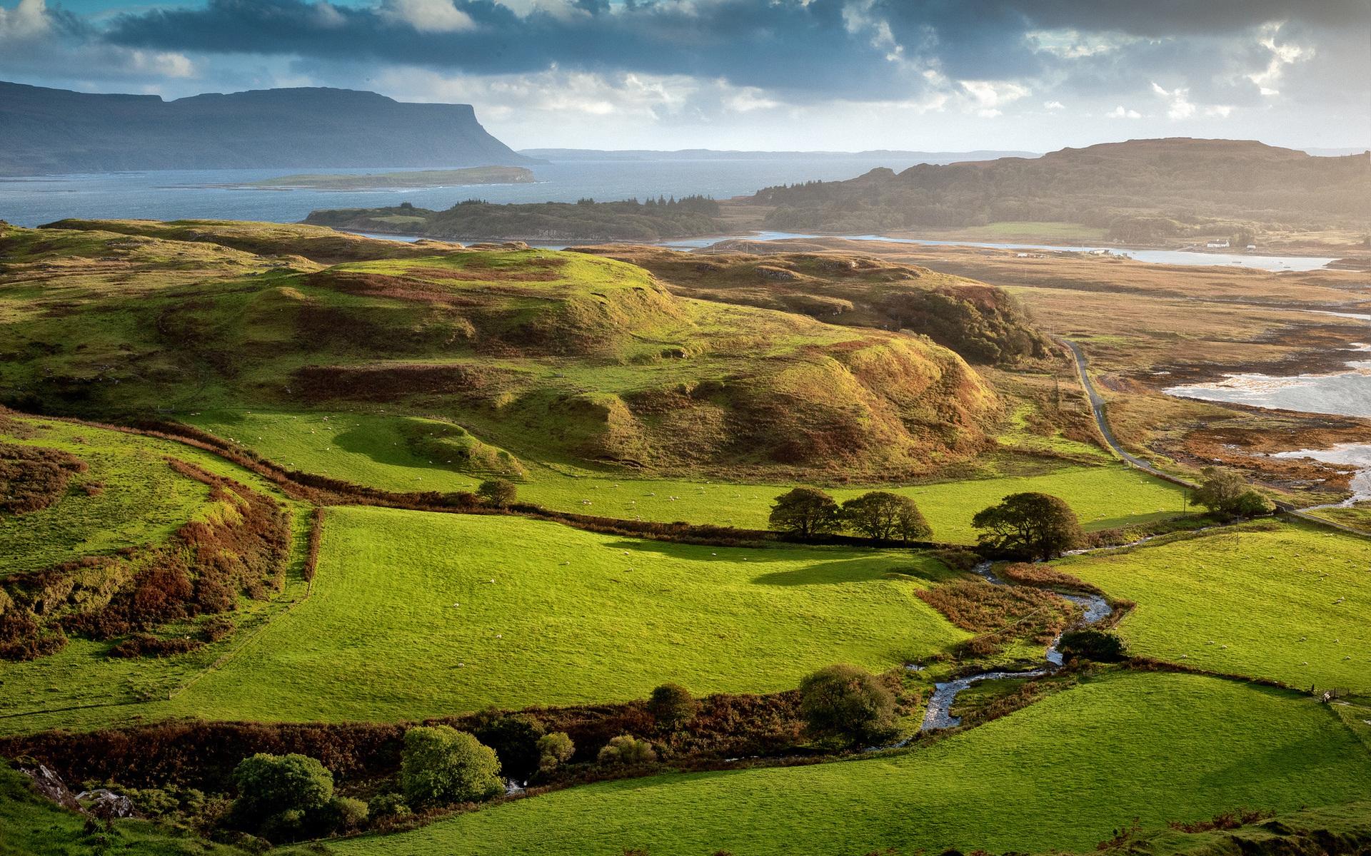Landscape england