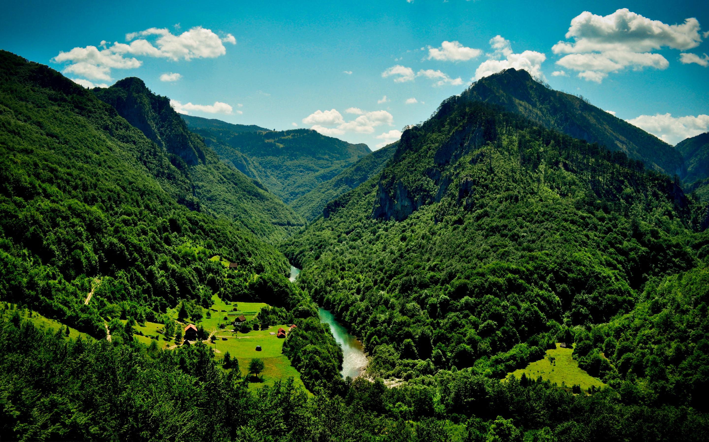 Landscape montenegro