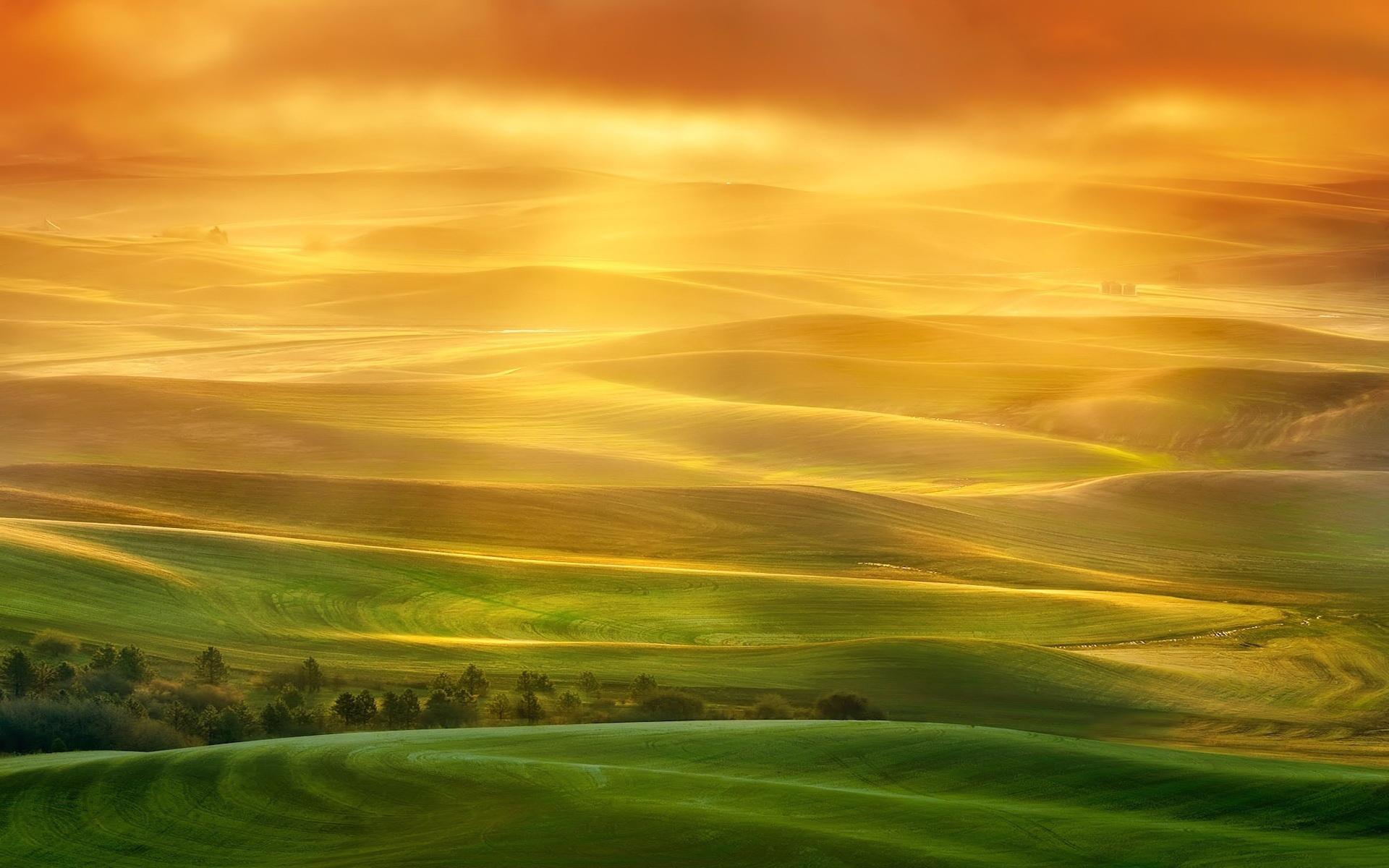 Landscape Panorama