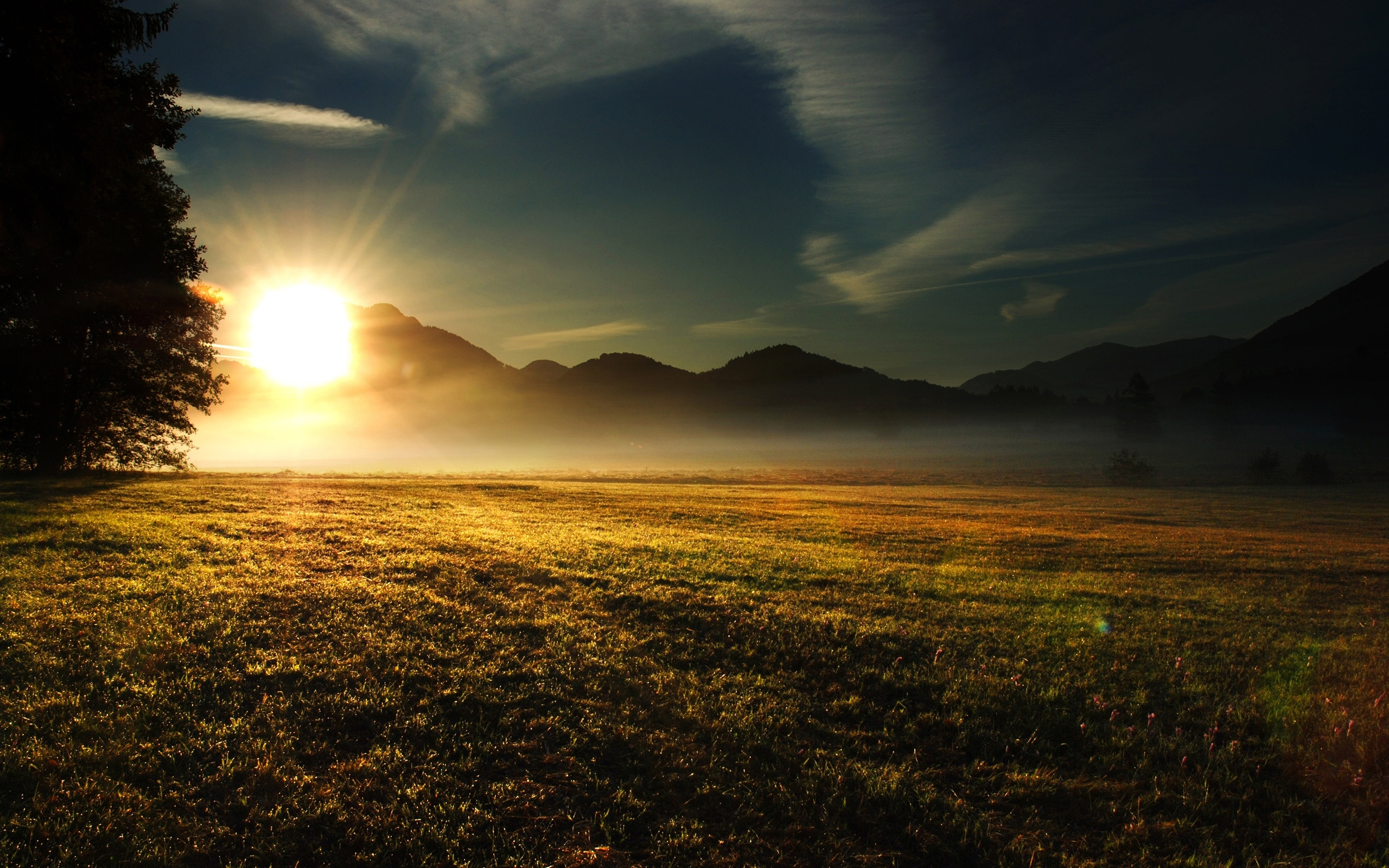Sunrise Landscape Wallpaper Hd Images 3 HD Wallpapers