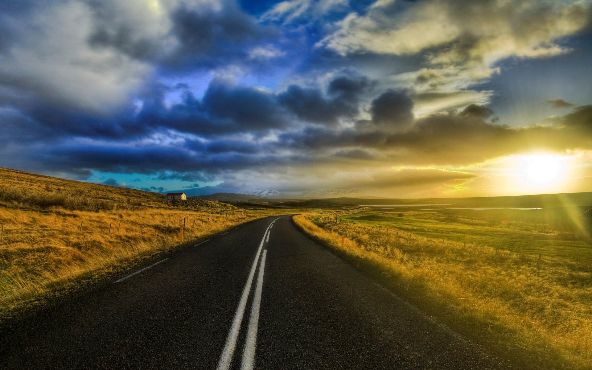 Road Landscape HD Wallpapers ...