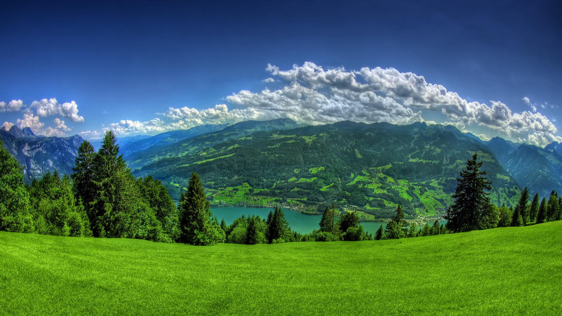 Landscape Hd Wallpaper 1920x1080 38736