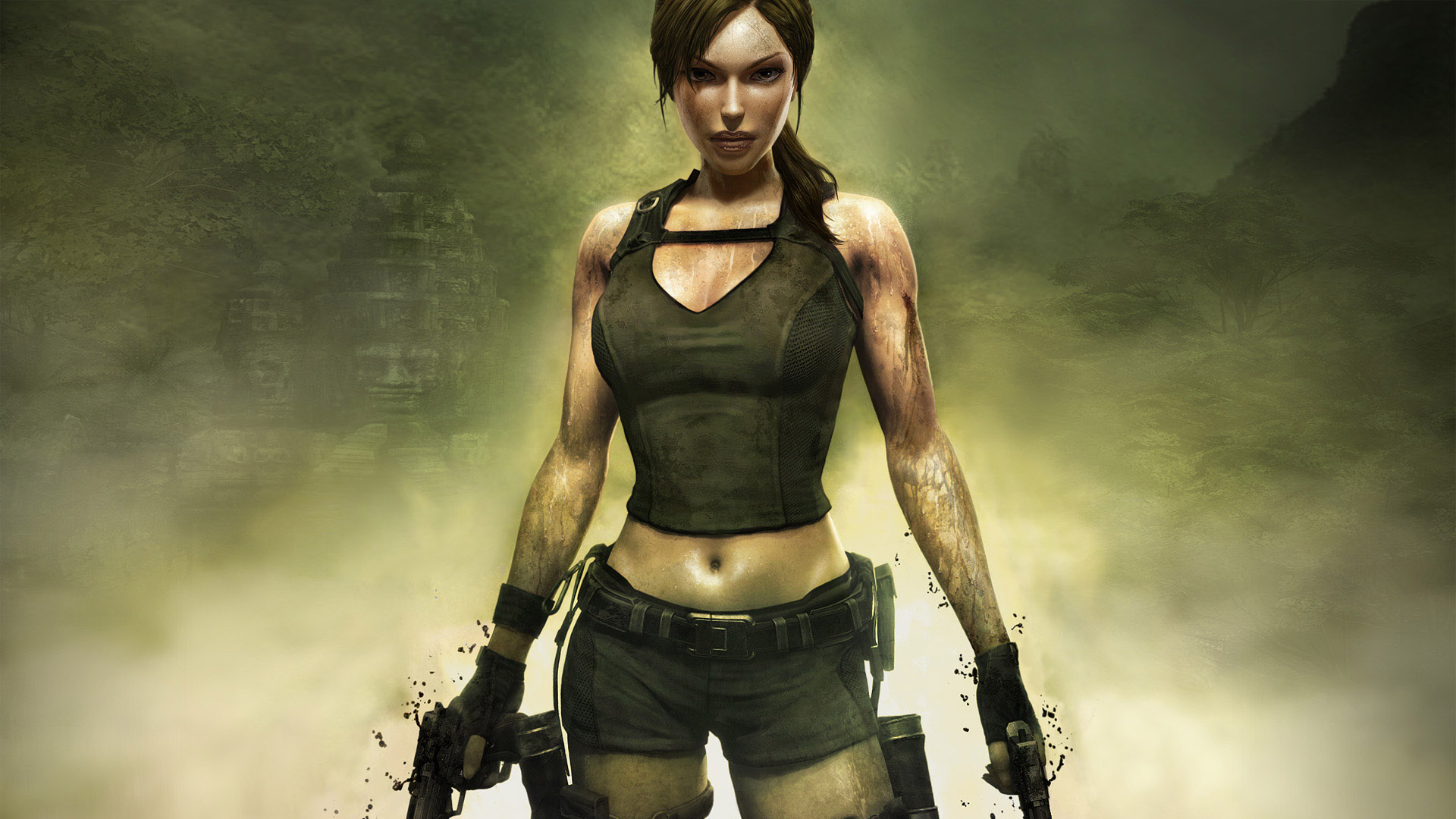 Lara Croft Tomb Raider Wallpaper 1920x1080 25687
