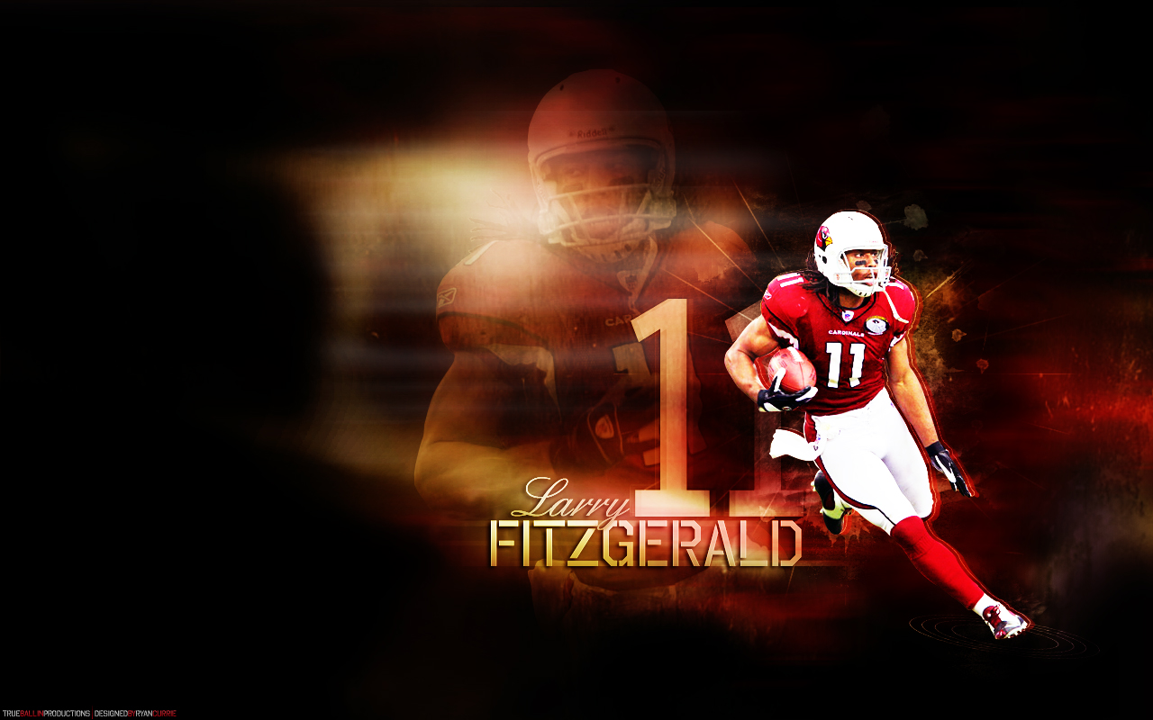 Larry Fitzgerald by ryancurrie