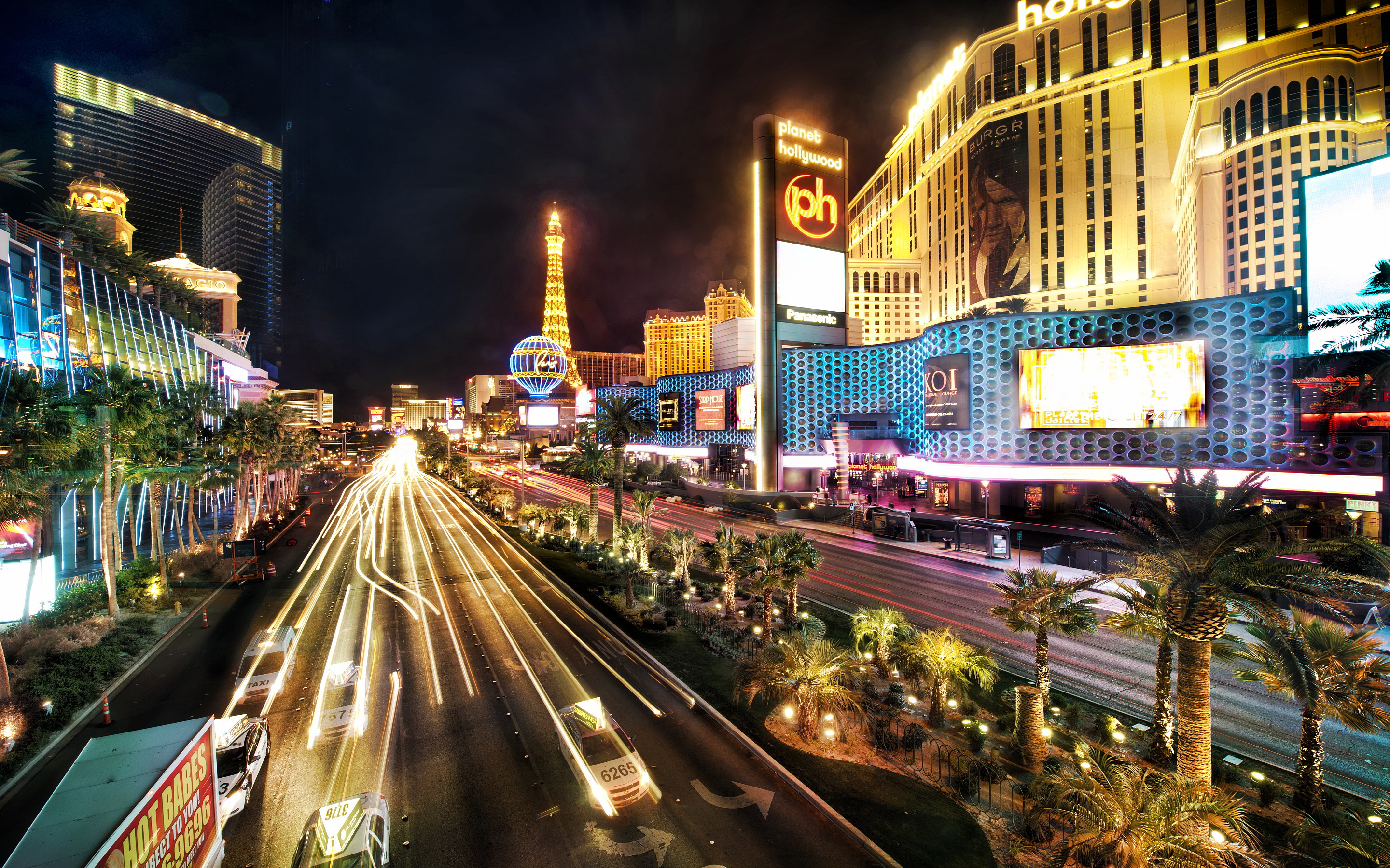 Las vegas strip Wallpapers Pictures Photos Images · «