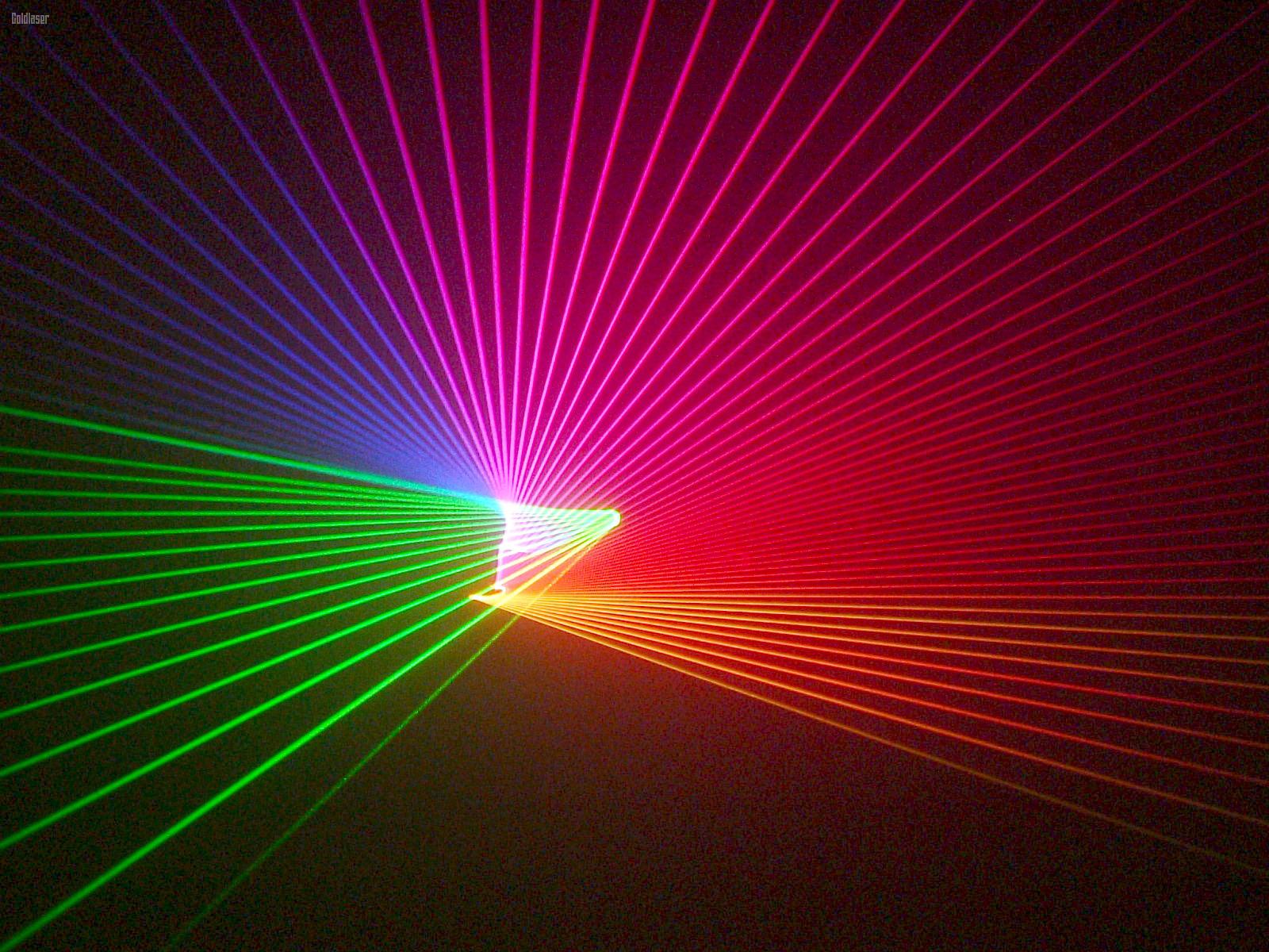 Fonds d'écran Laser PC et Tablettes (iPad, ...