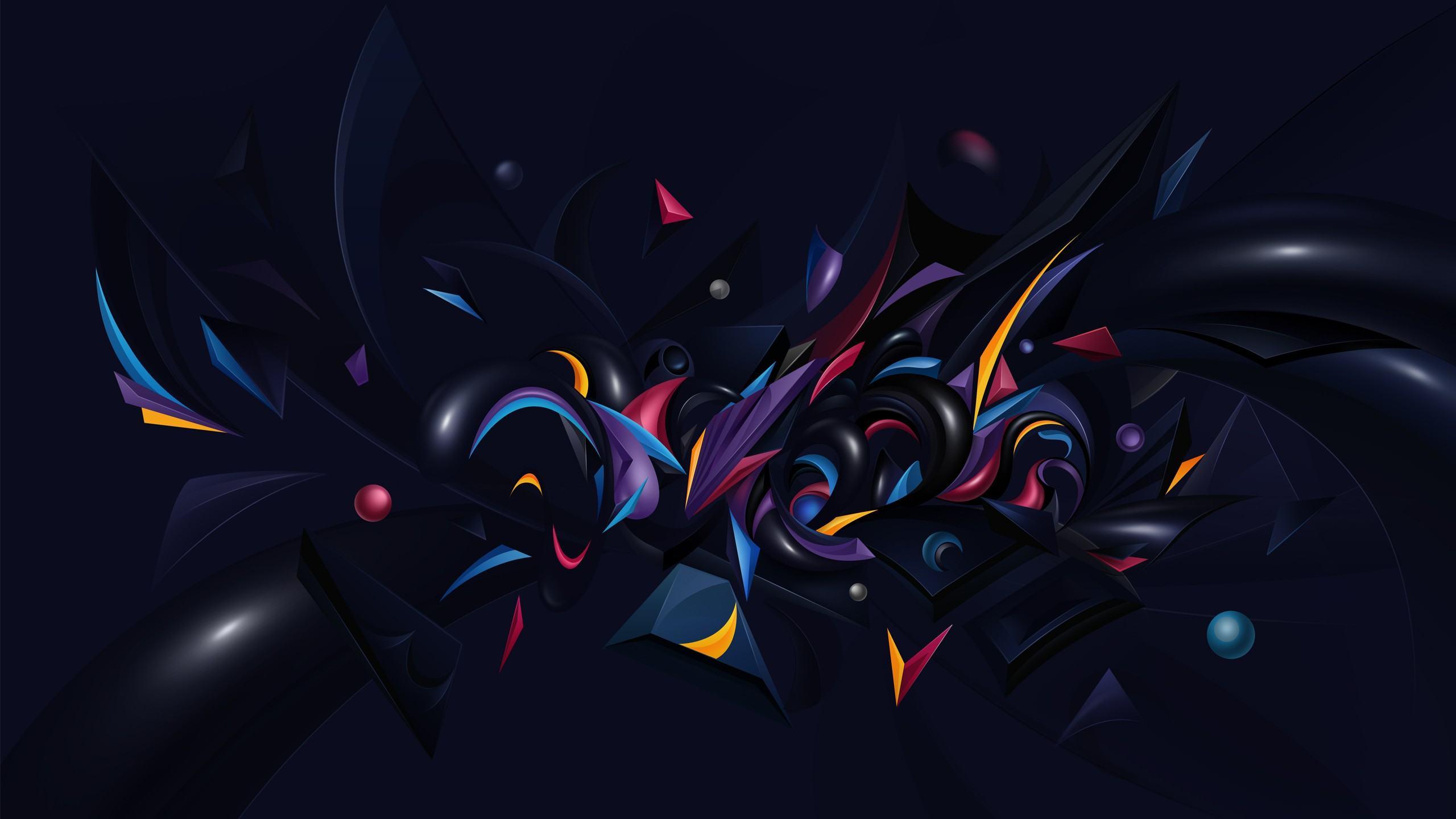 Latest Black Wallpaper