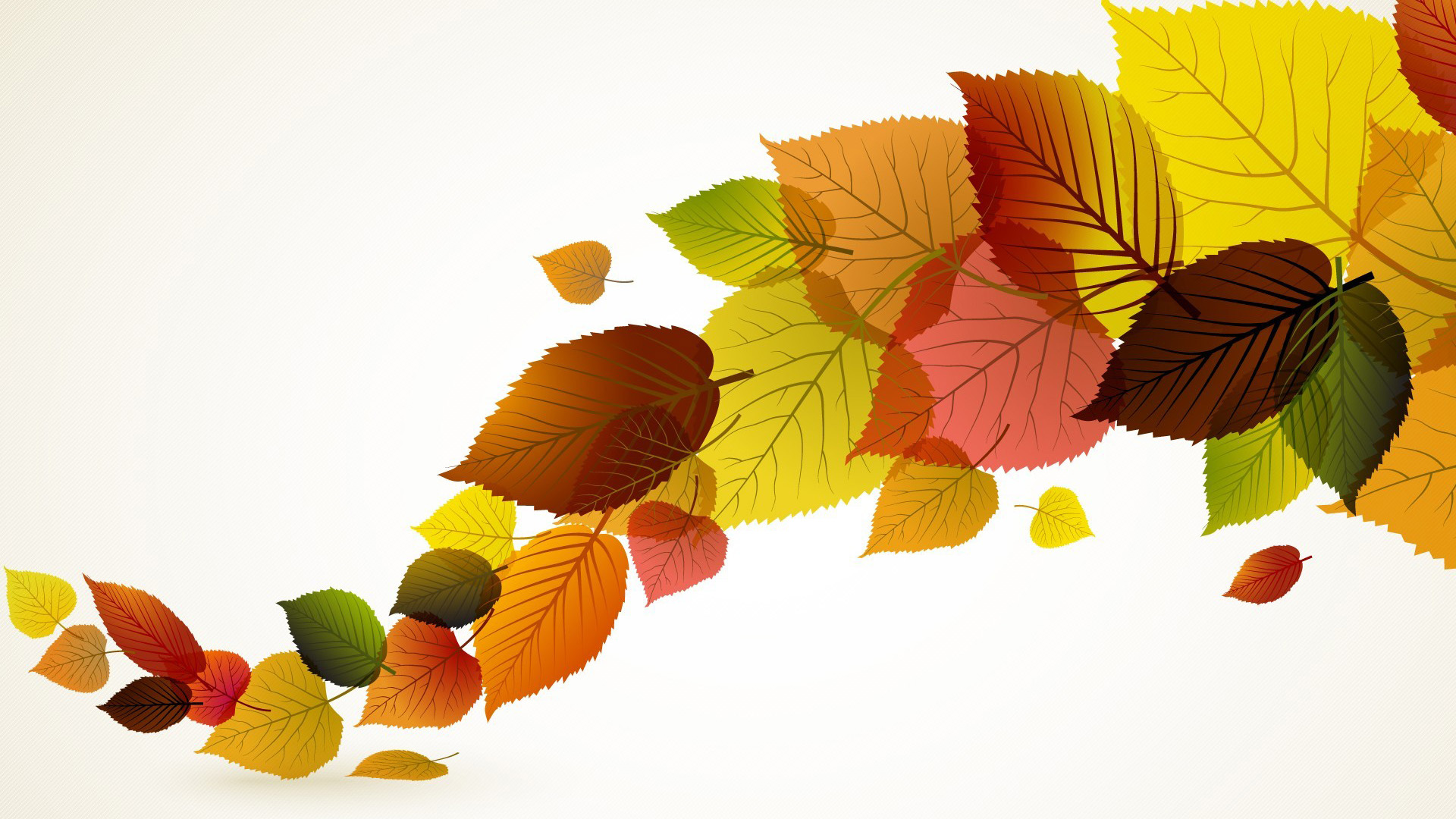 Autumn Leafs HD wallpaper