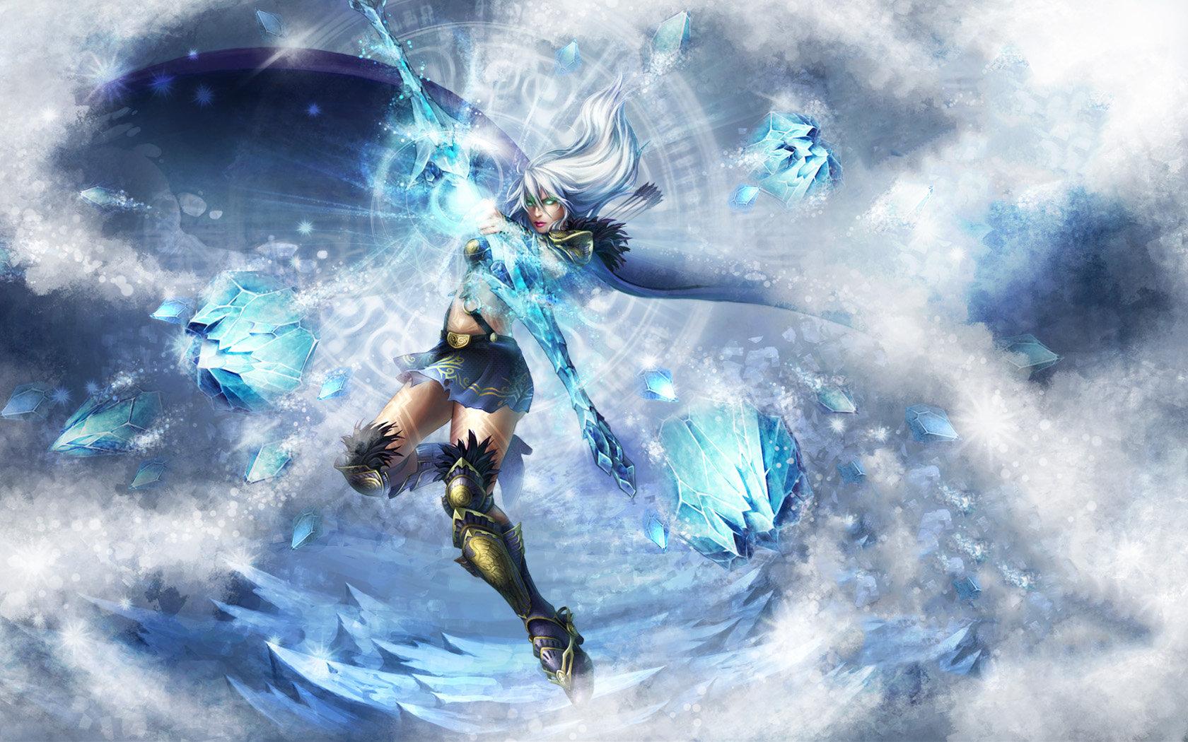 League of Legends Res: 1680x1050 / Size:440kb. Views: 648763