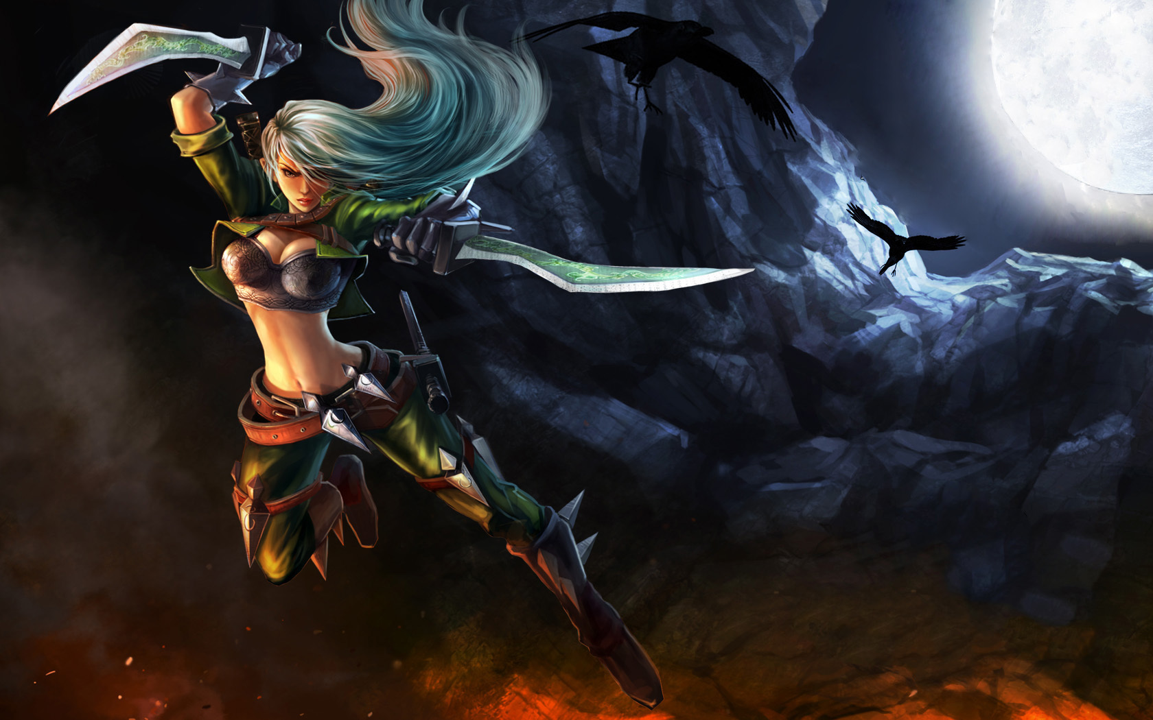 League of Legends Res: 1680x1050 / Size:410kb. Views: 606976