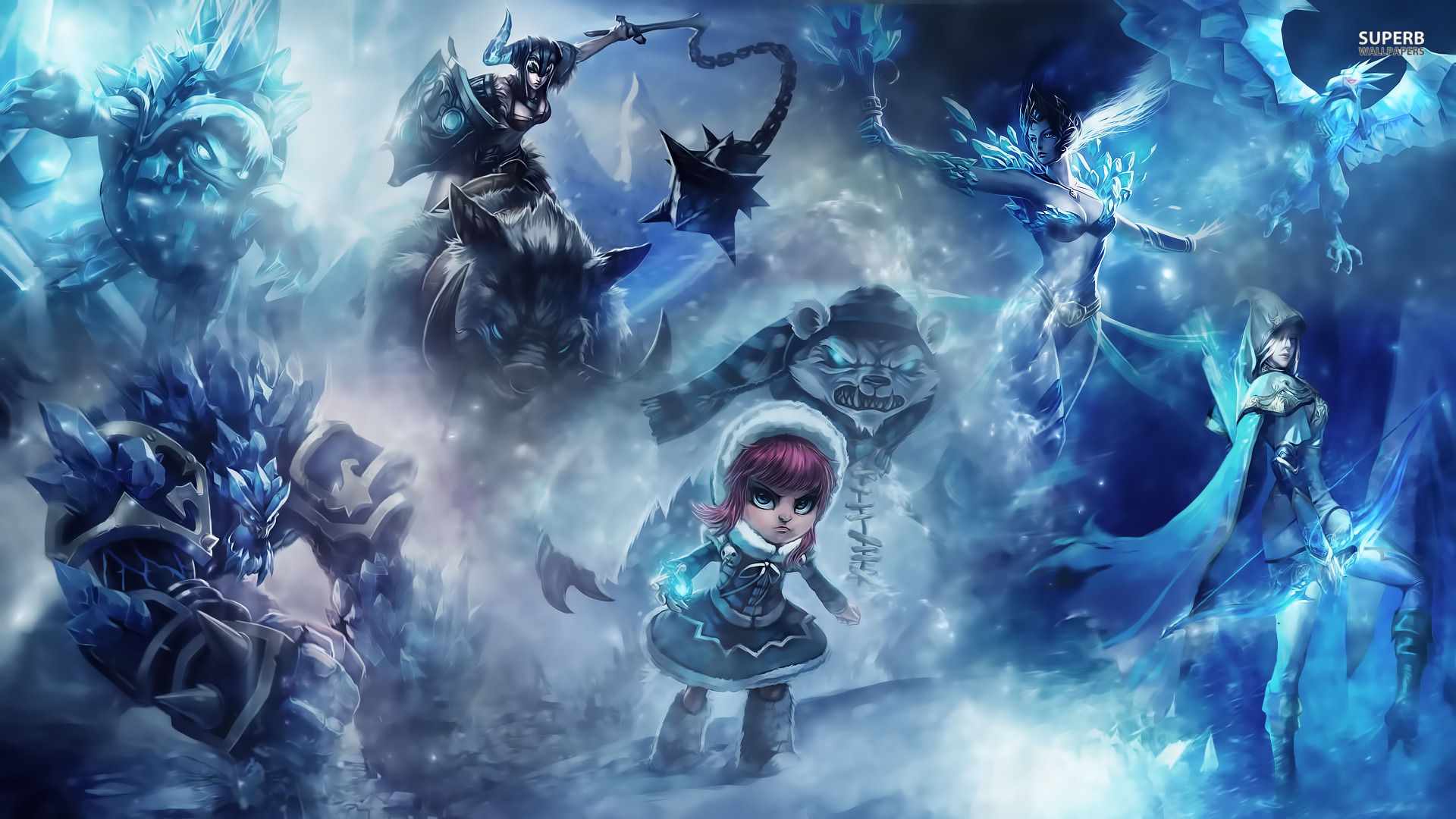 League Of Legends Wallpapers: Marvellous League Legends Hd Wallpaper 1920x1080px