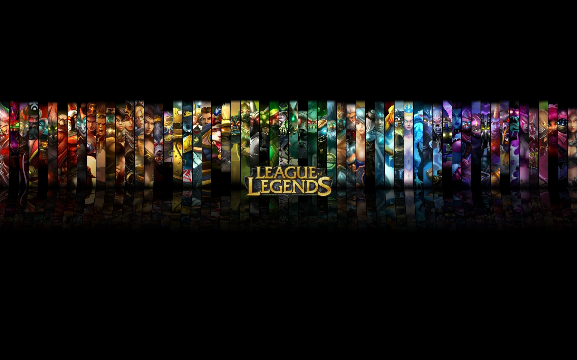 League Of Legends Wallpaper 100 Cover HD 1920×1200 Images