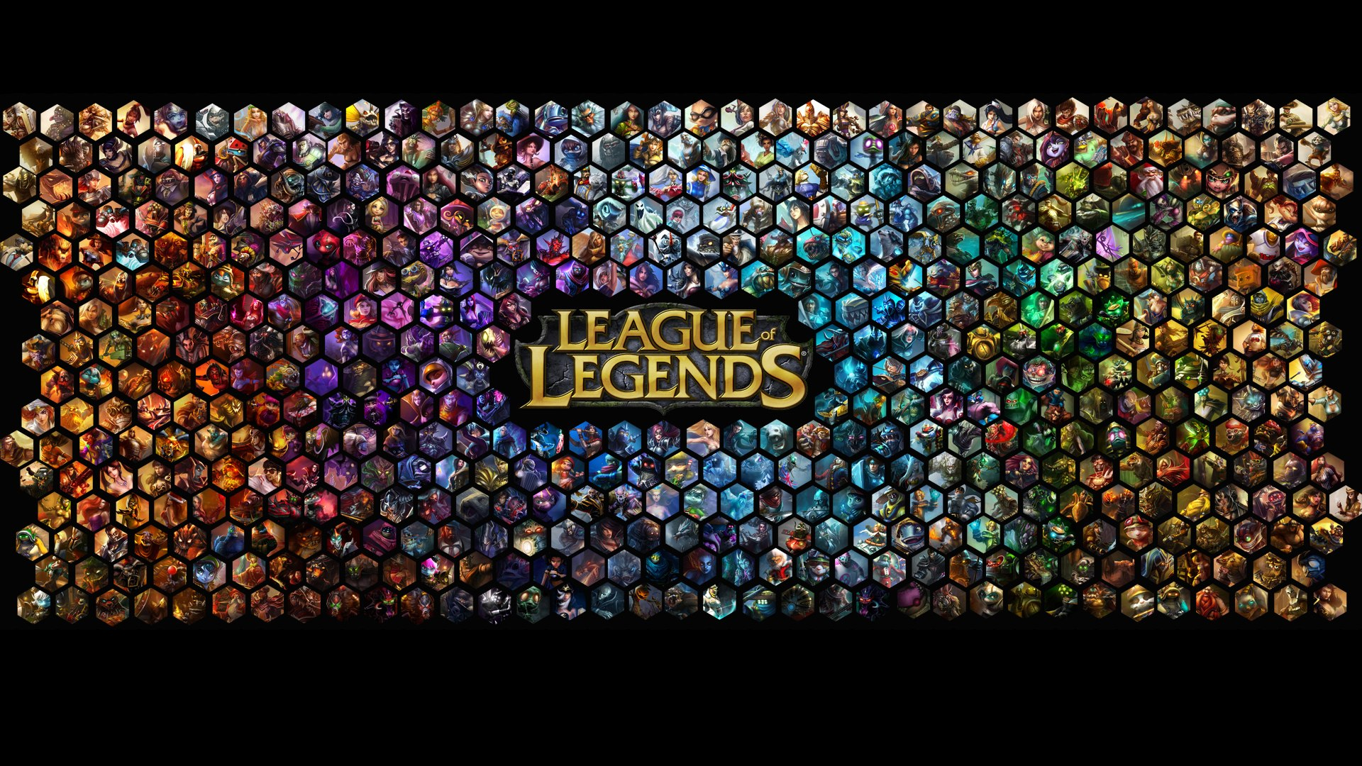 League of Legends Wallpaper 1920x1080