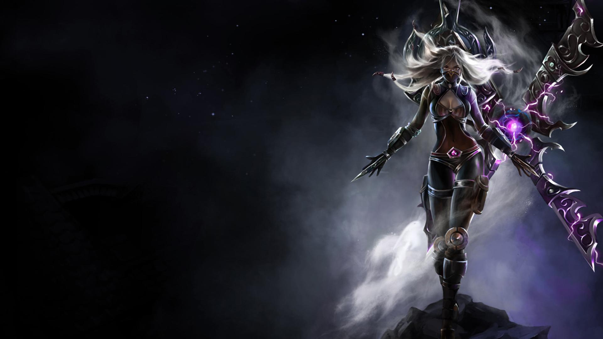 League Of Legends Wallpaper