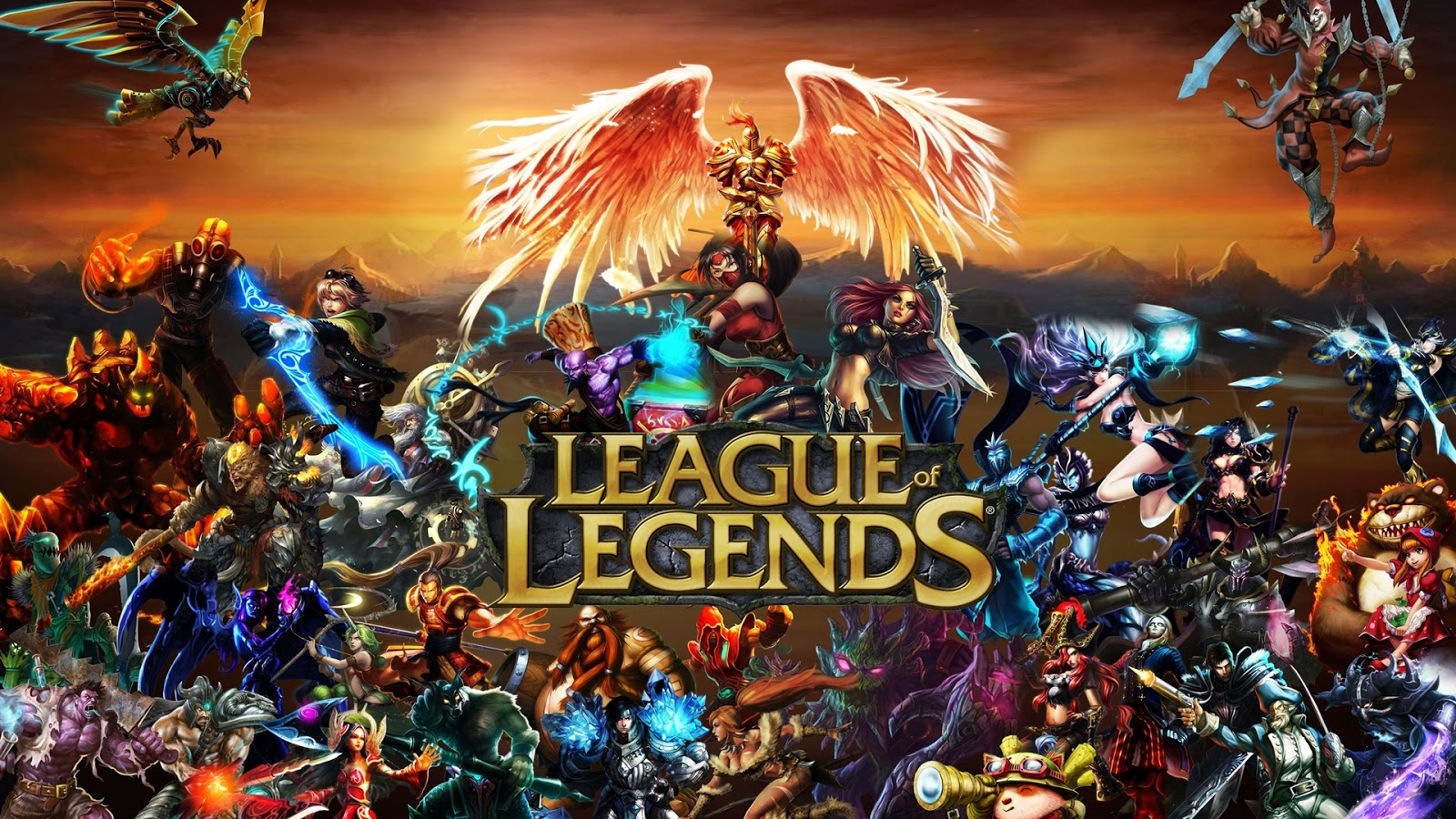 League Of Legends Wallpaper 07 Wallpaper, free league of legends wallpaper images, pictures download