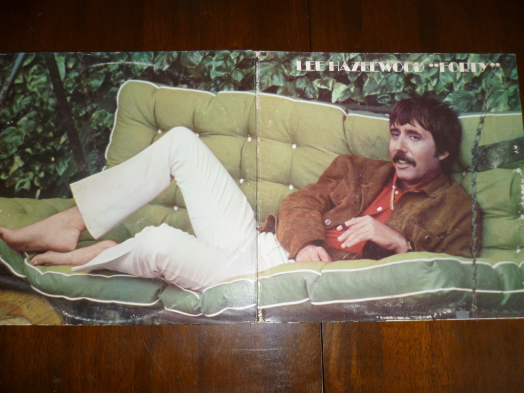 One of the joys of Lee Hazlewood is his inconsistency. You can never be quite sure on any record how many gems there are going to be.