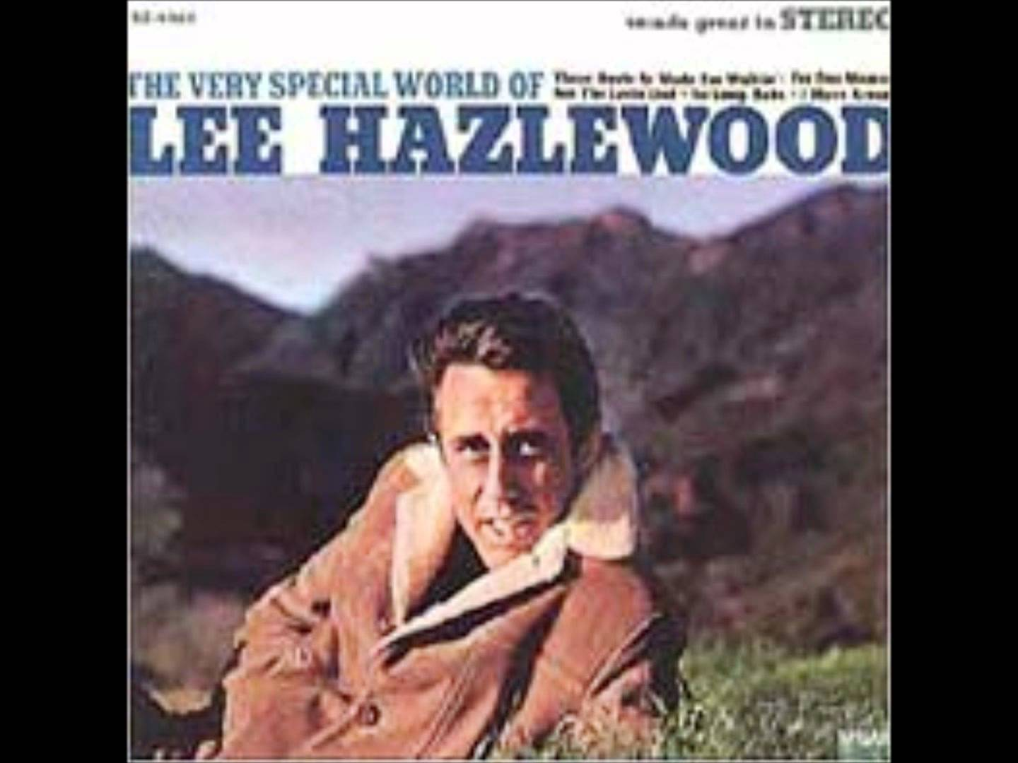 Lee Hazlewood - For One Moment
