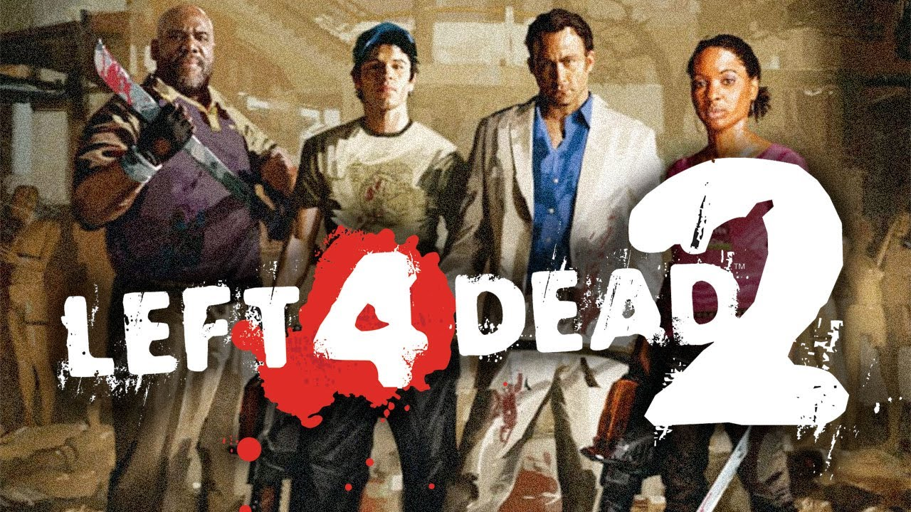 Left 4 Dead 2 Dead Center 17 Minutes Streets Gameplay (HD 720p)