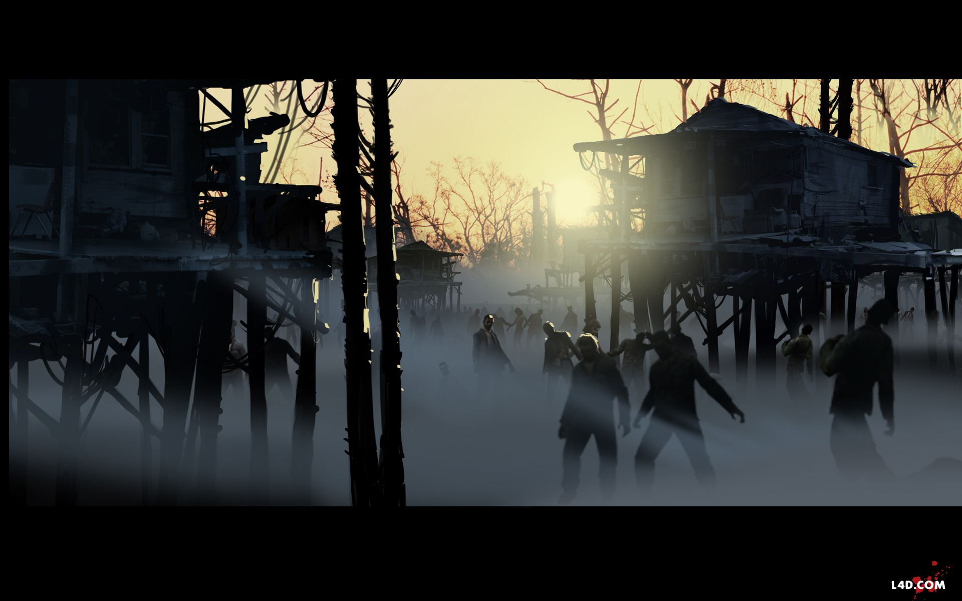 HD Wallpaper | Background ID:77358. 1920x1200 Video Game Left 4 Dead 2
