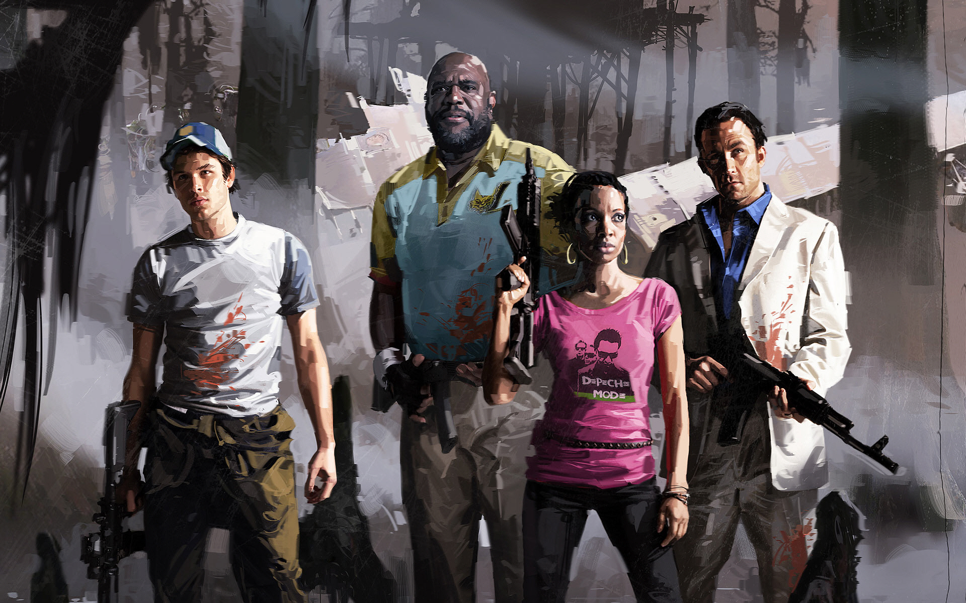 ... Left 4 Dead 2 Wallpaper ...