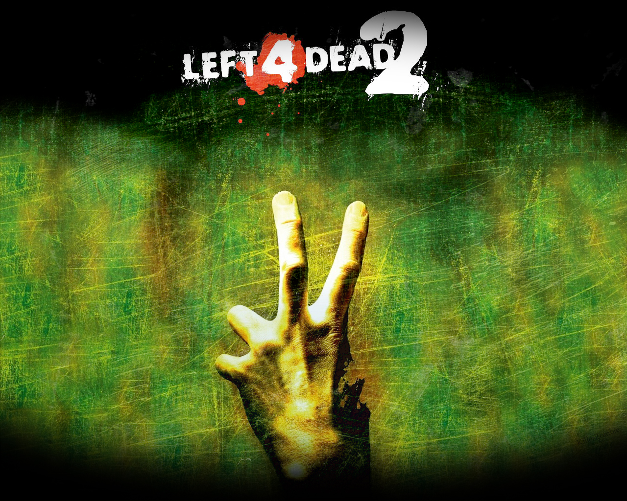 ... Left 4 Dead 2 Wallpaper 2 by KillerZombie123