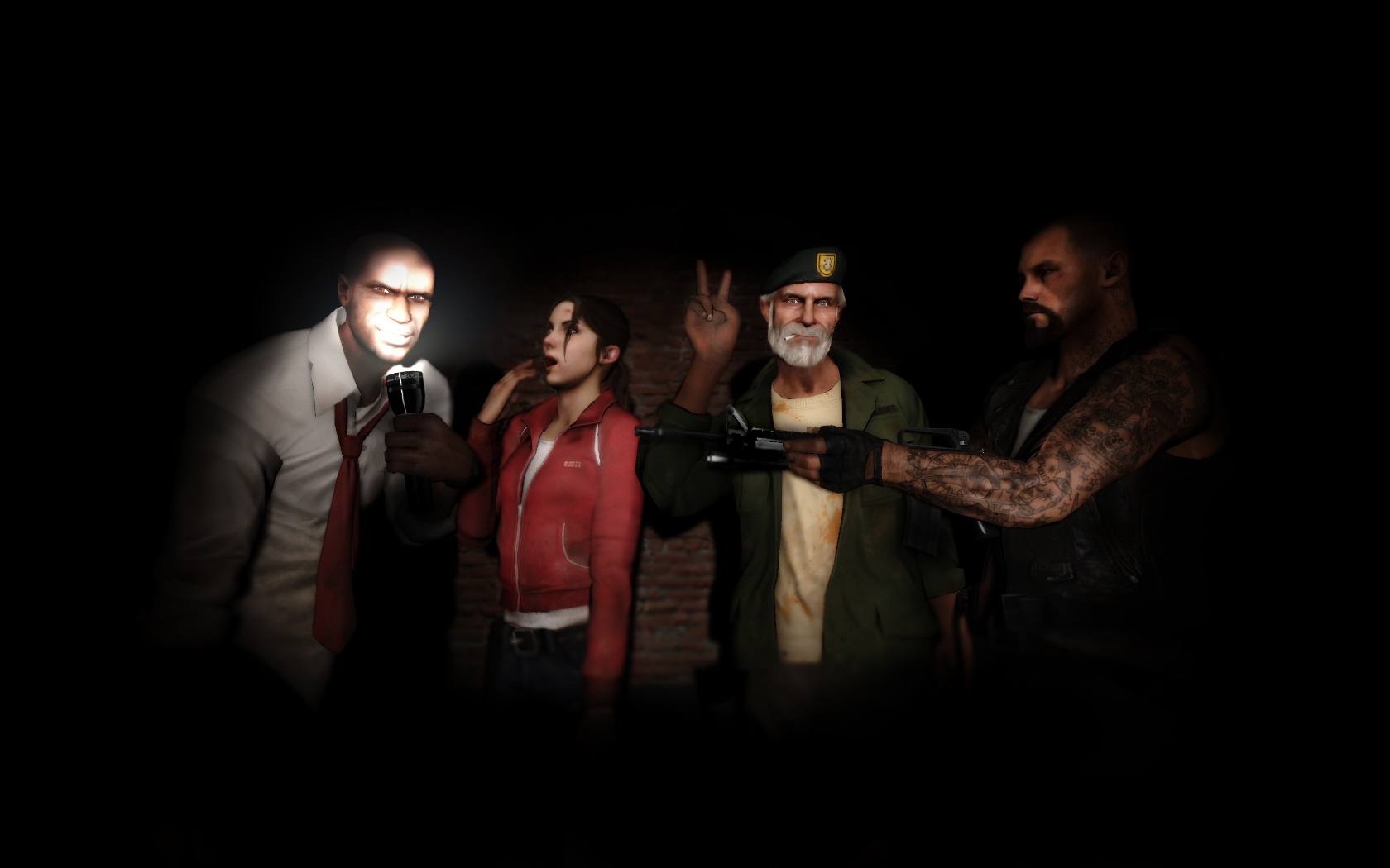 Left 4 Dead wallpaper by Razzik88 Left 4 Dead wallpaper by Razzik88