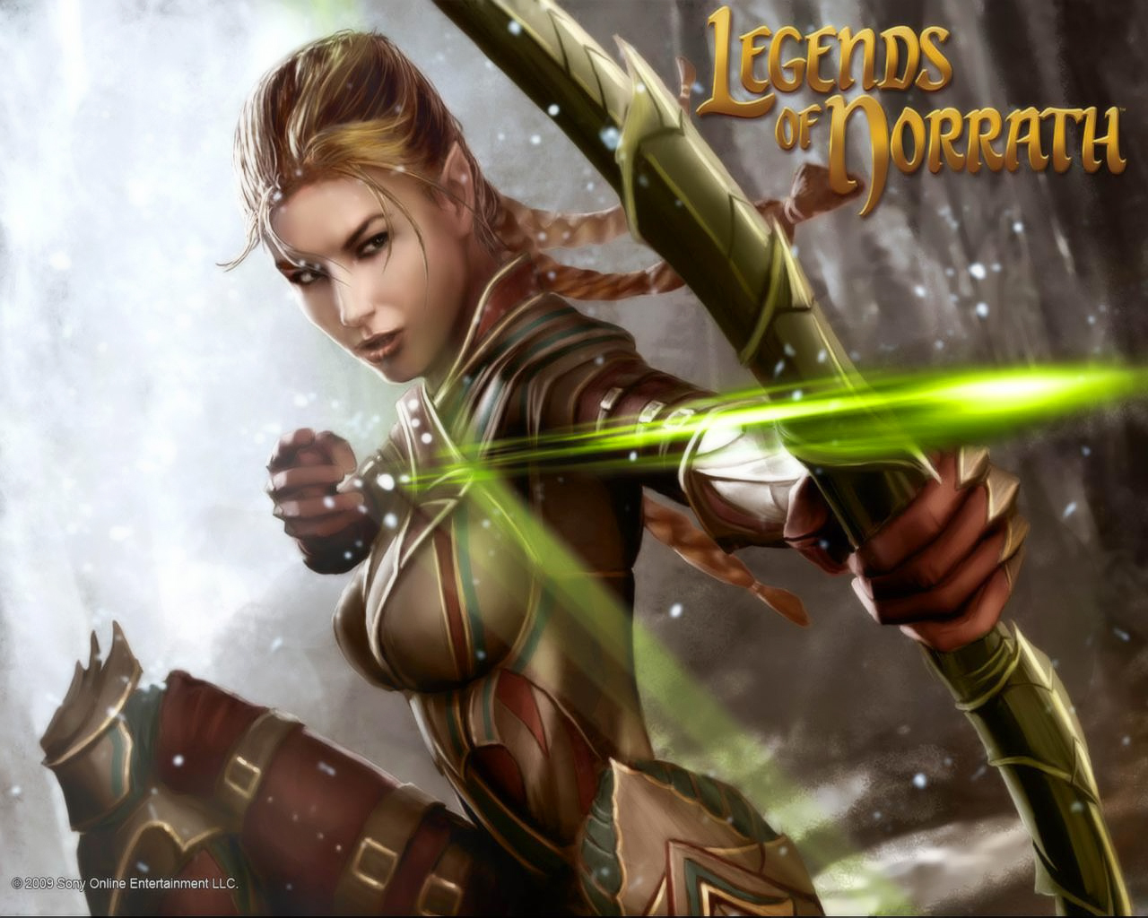 1280x1024 Fantasy Legends Of Norrath