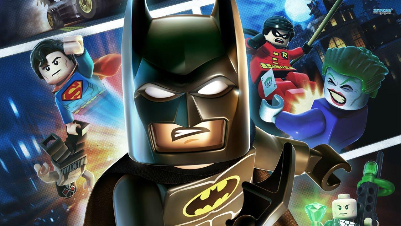 Lego Batman 2 DC Super Héroes Pelicula Completa Español