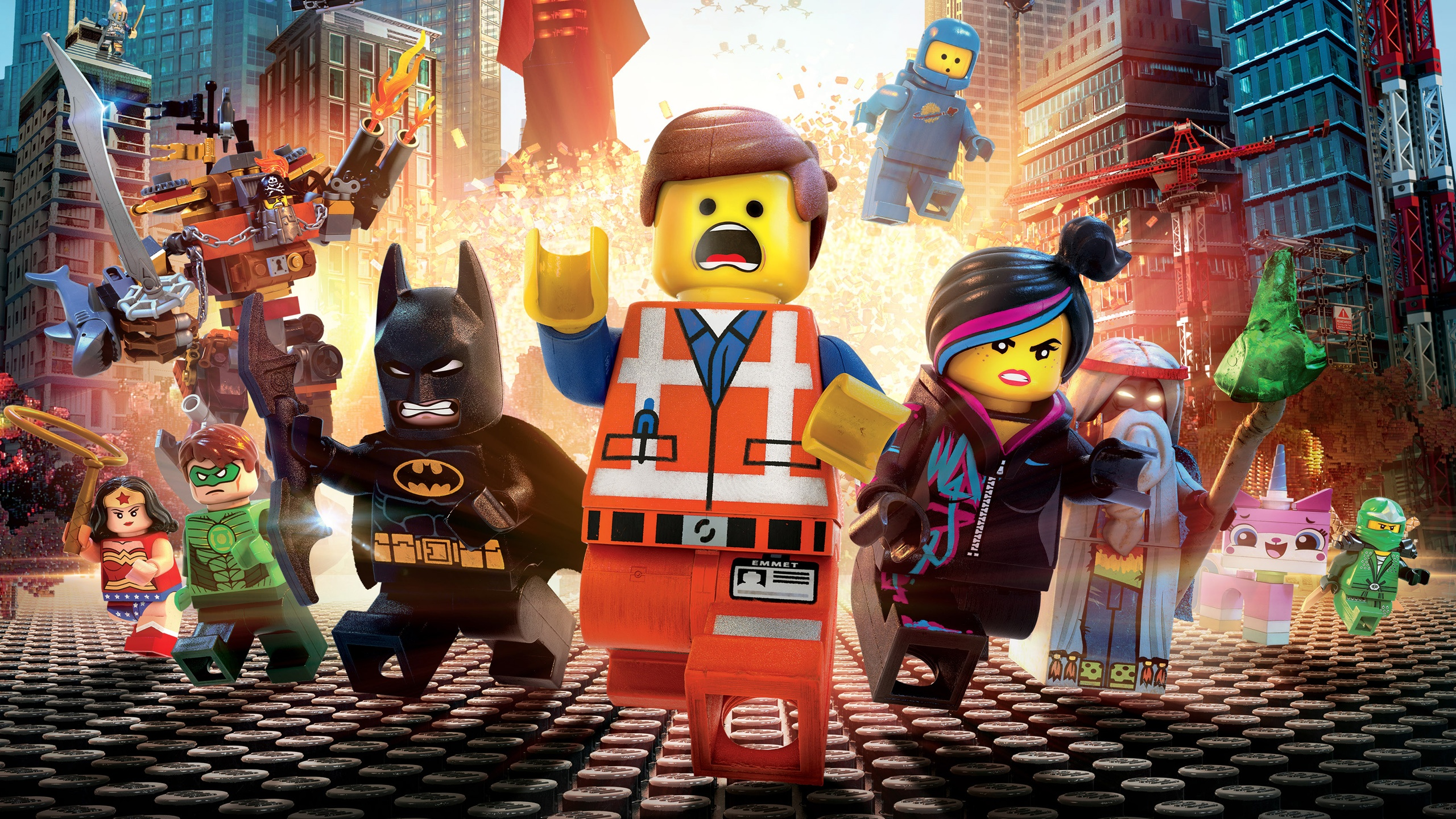 Lego Movie HD