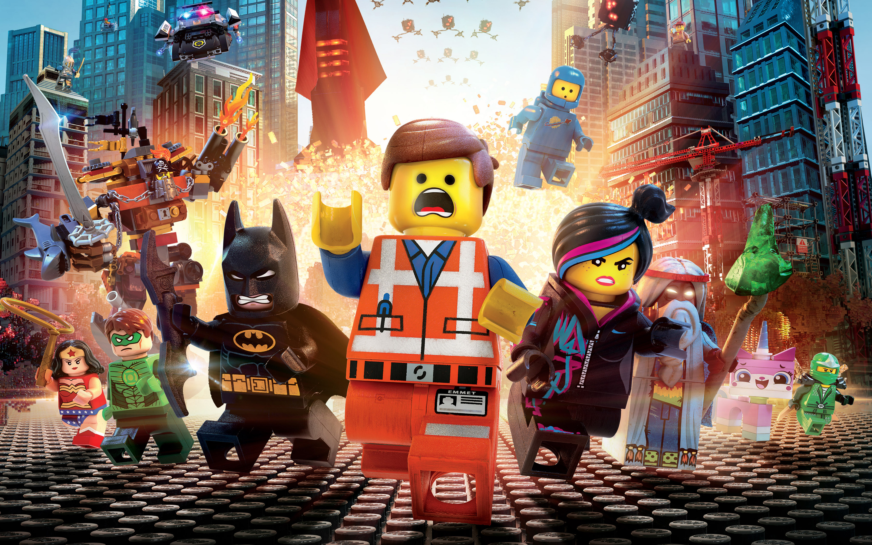 Lego Movie Pictures