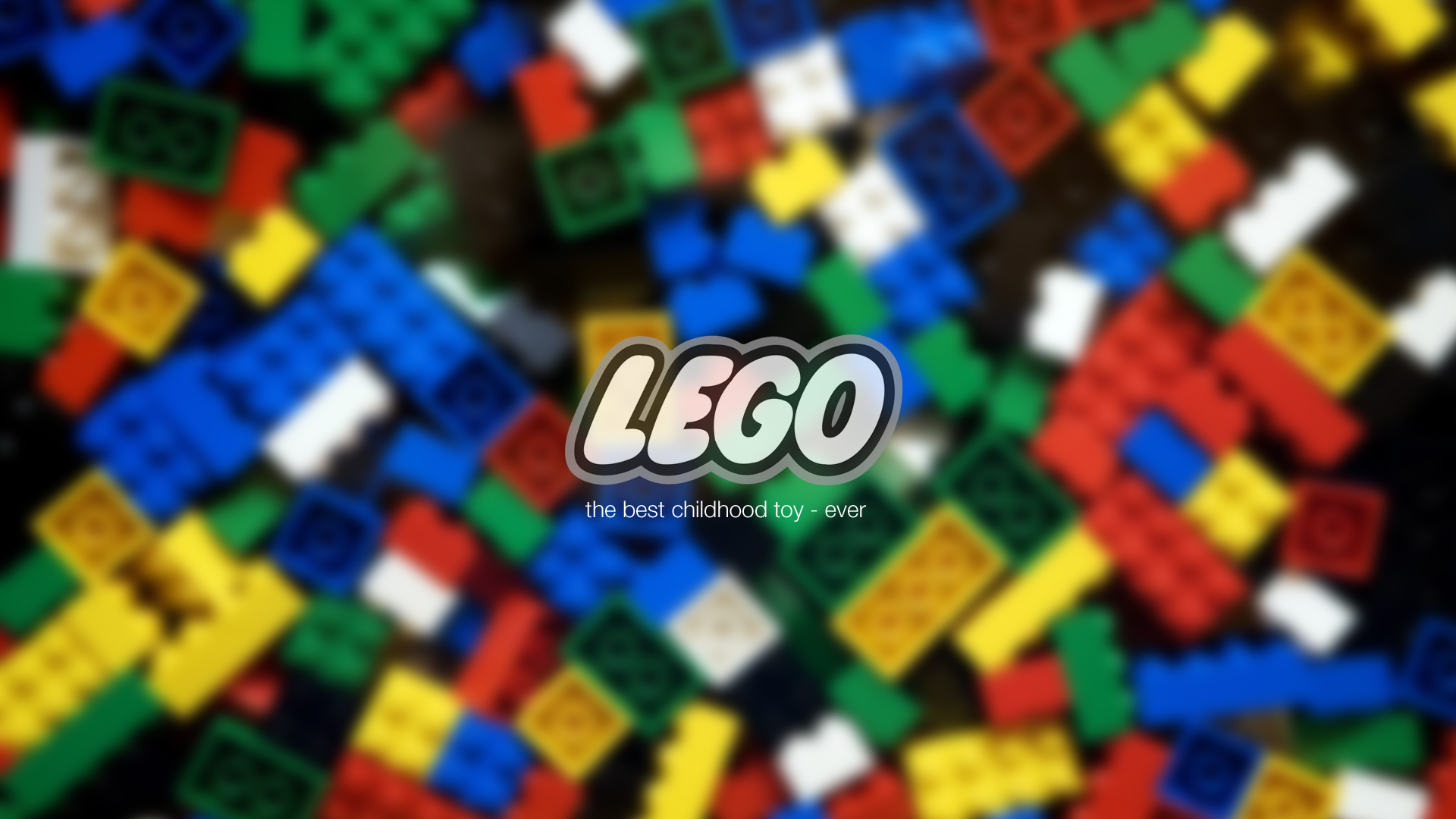 Lego wallpaper 1920x1080 39373