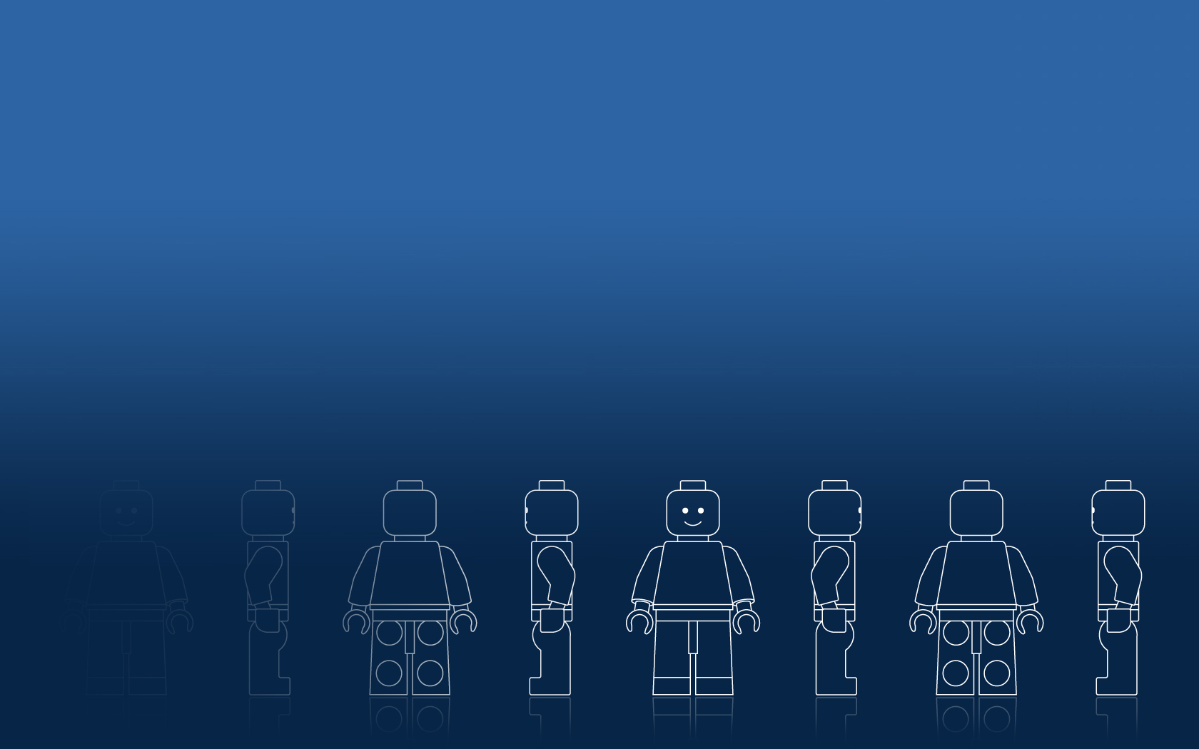 Wallpaper. Lego