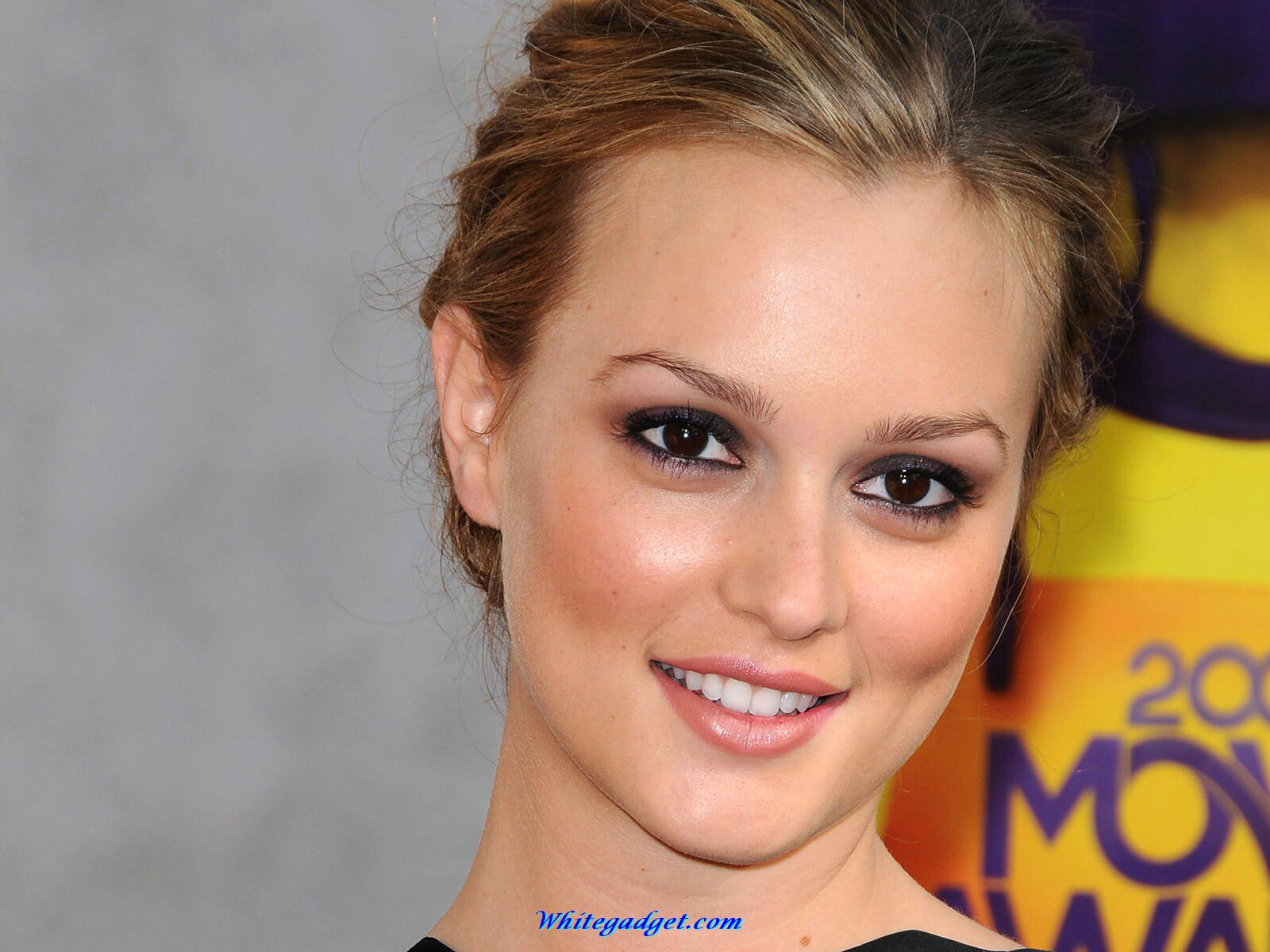 Leighton Meester Famous Woman Big Photo High-Res Photo