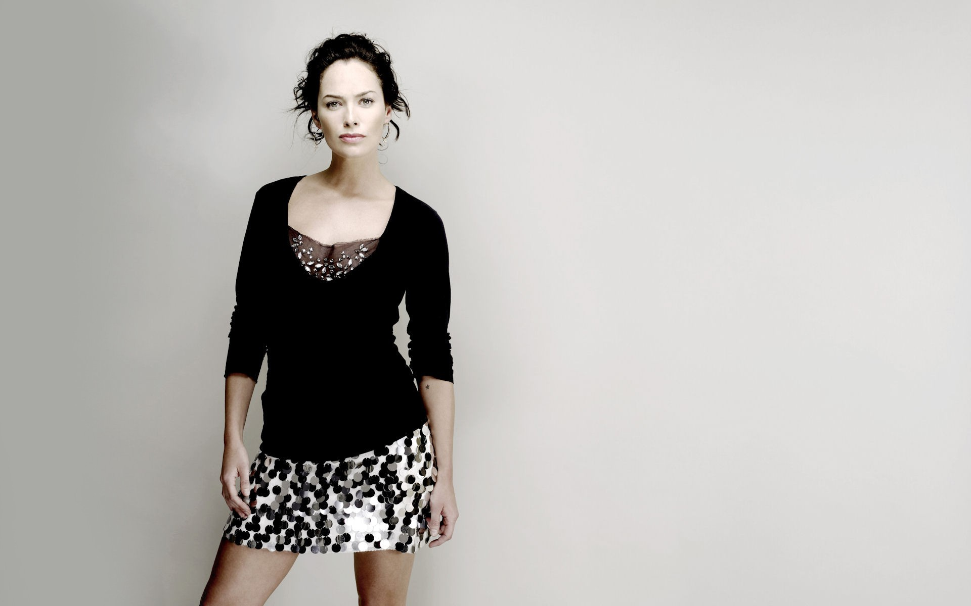 Beautiful Lena Headey