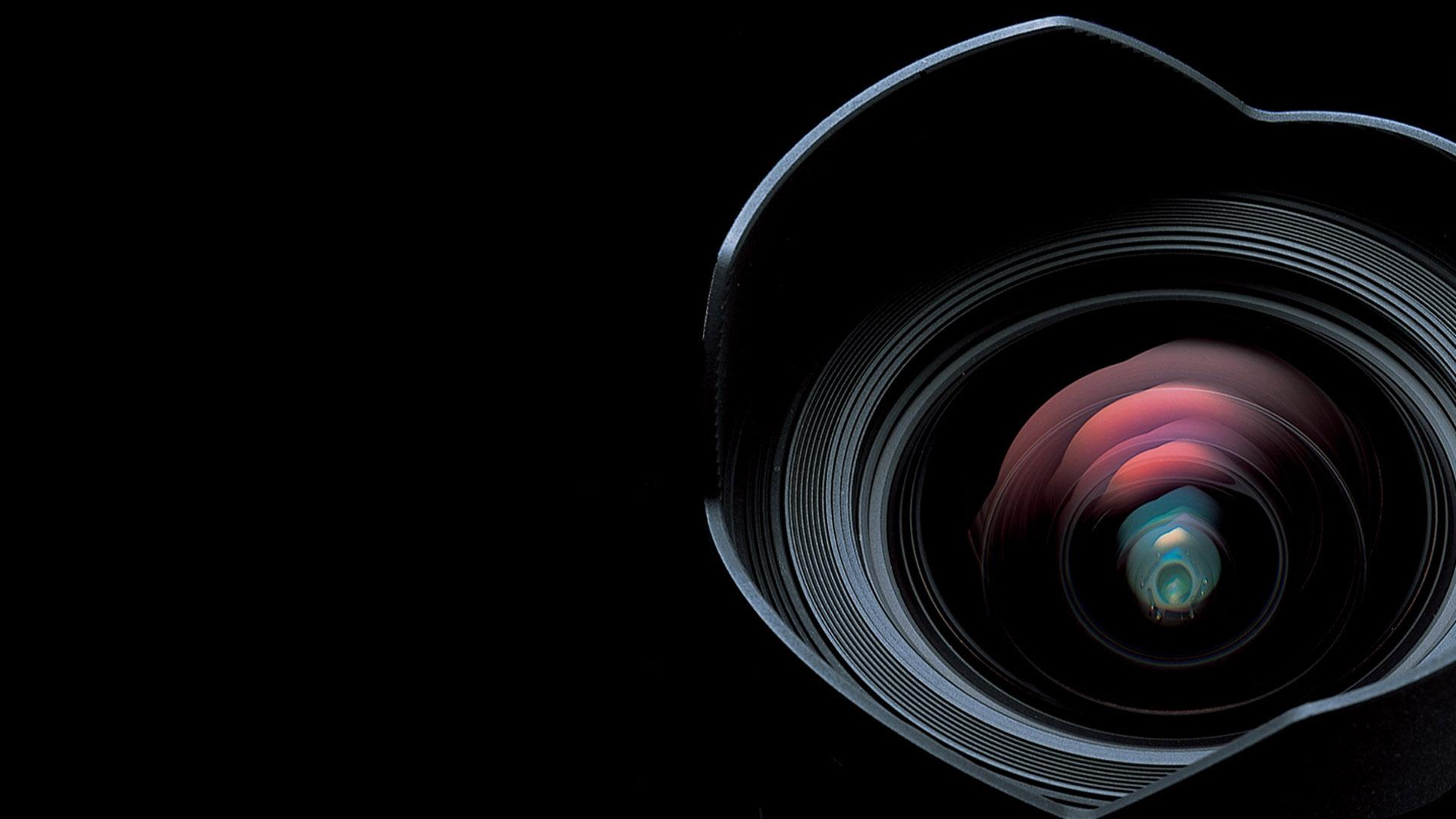 Lens Wallpaper