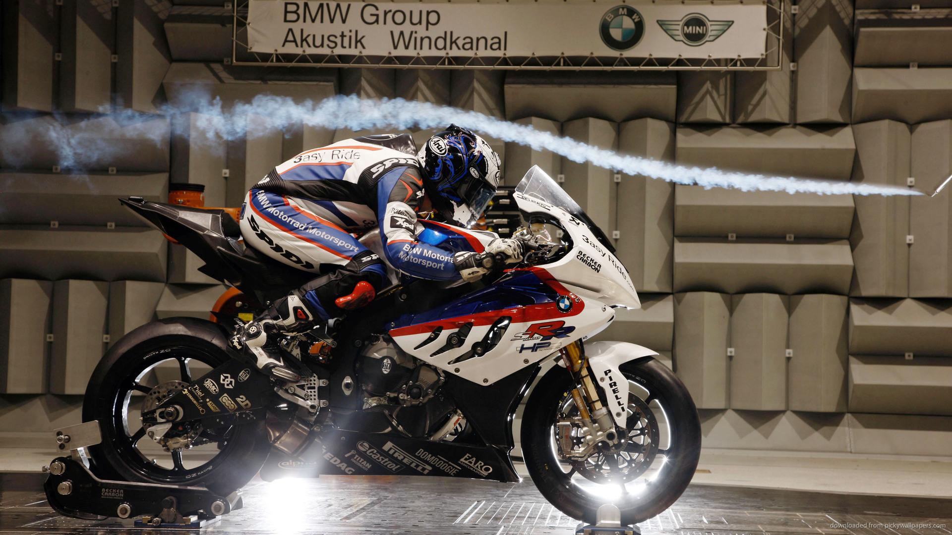 Leon Haslam BMW