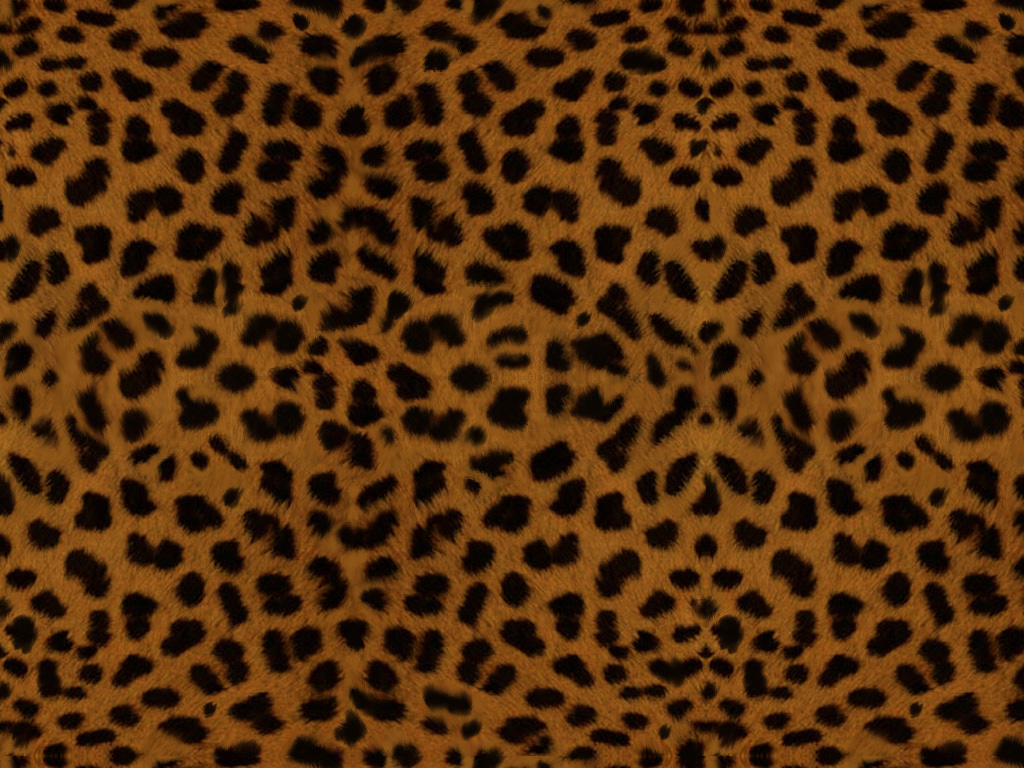 Leopard Print Background