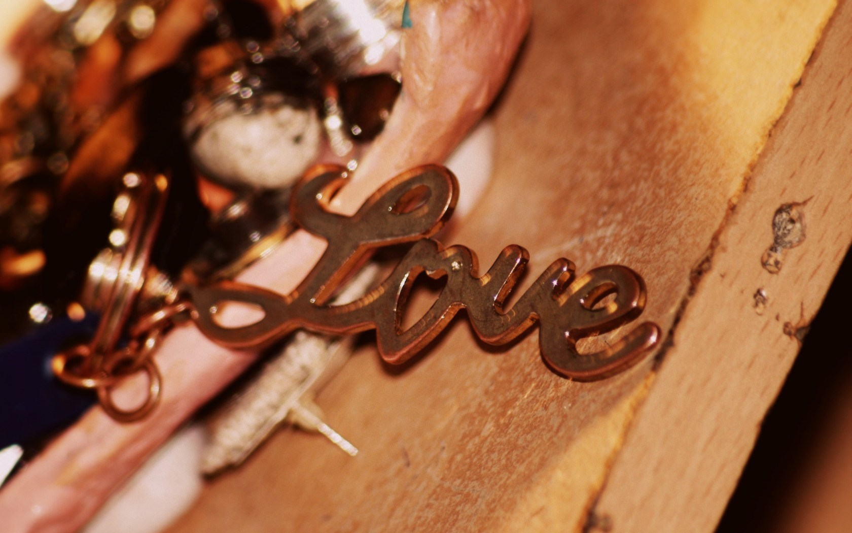 Lettering Text Feeling Love