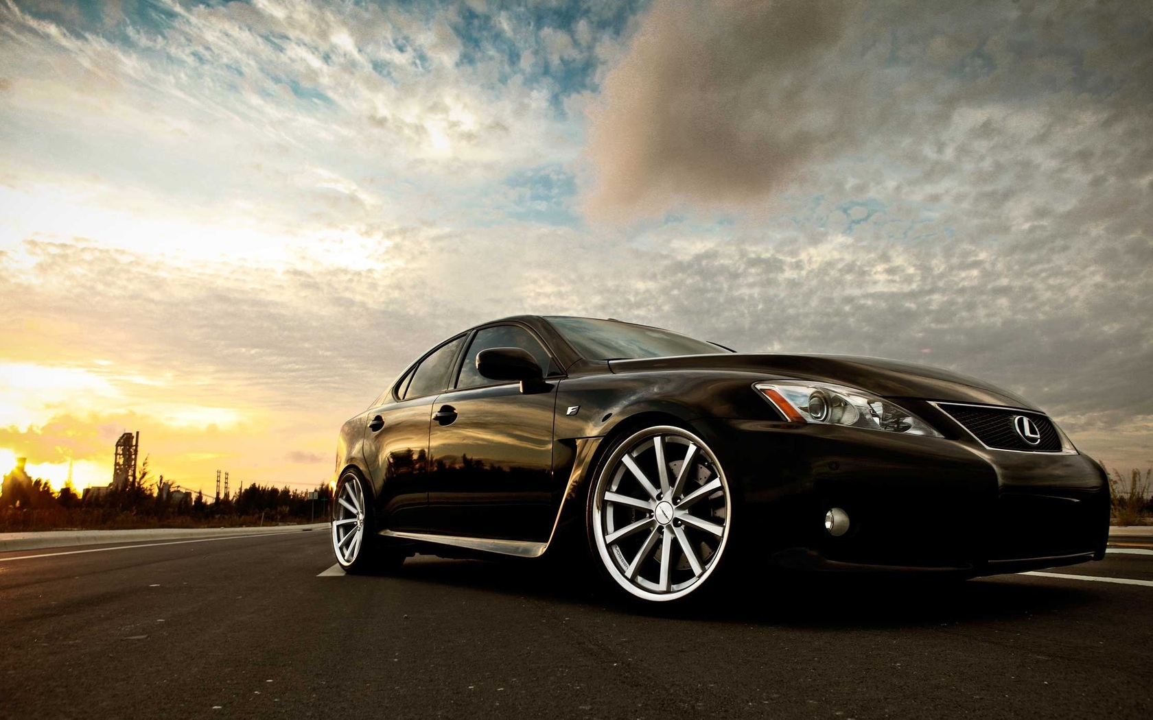 Lexus ISF Wallpaper