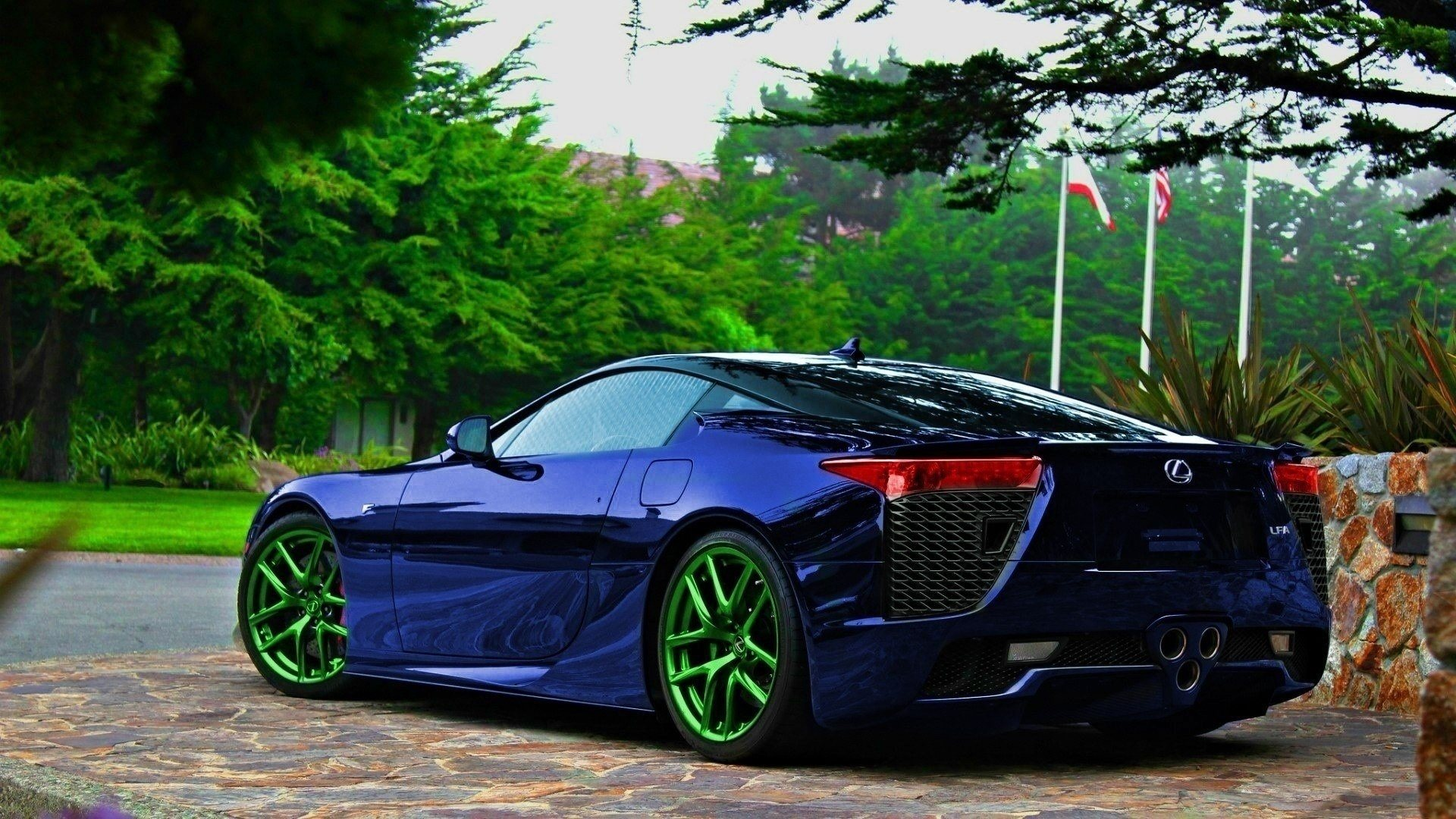 Lexus Lfa Hd Pic Wallpaper