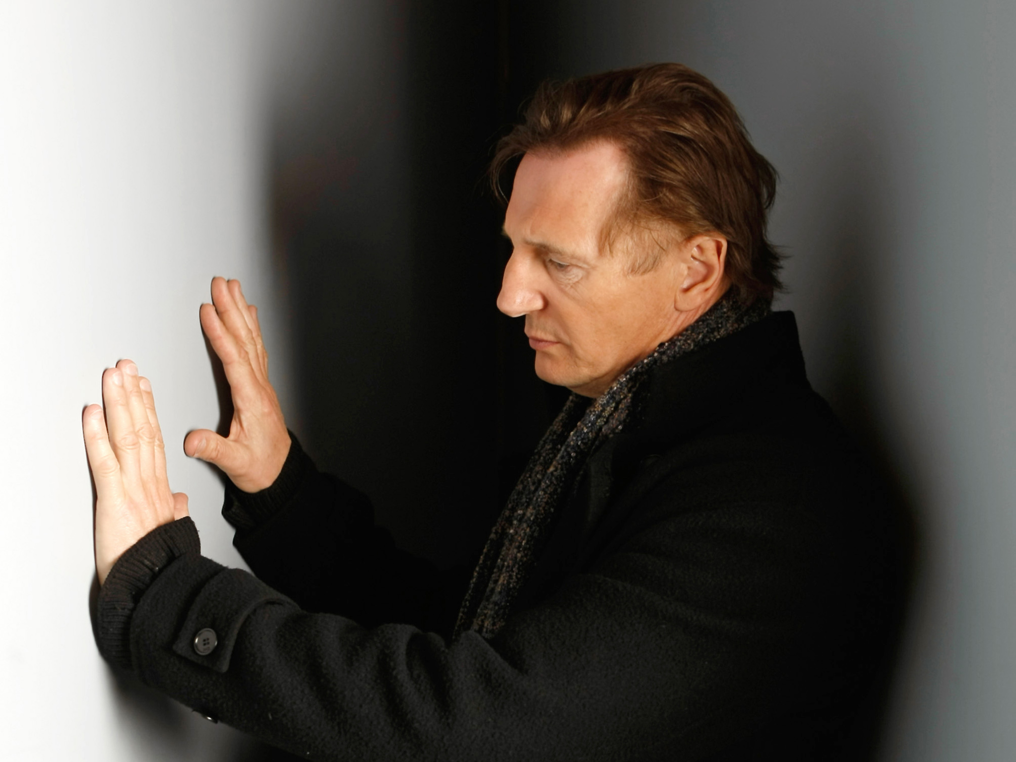 Liam Neeson interview: Hard man actor on Bono, Ralph Fiennes and his fear of guns - Features - Films - The Independent