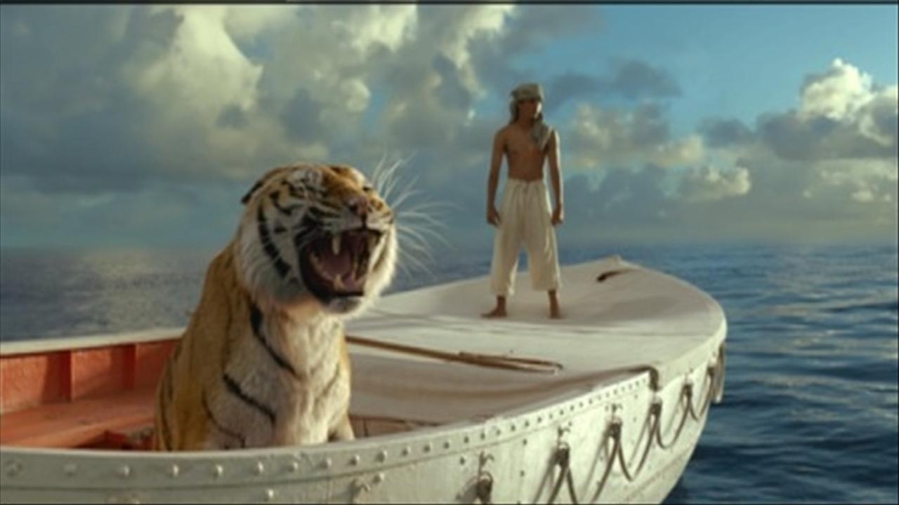 ... Life of Pi - Trailer (2:09) Trailer for Life of Pi ...