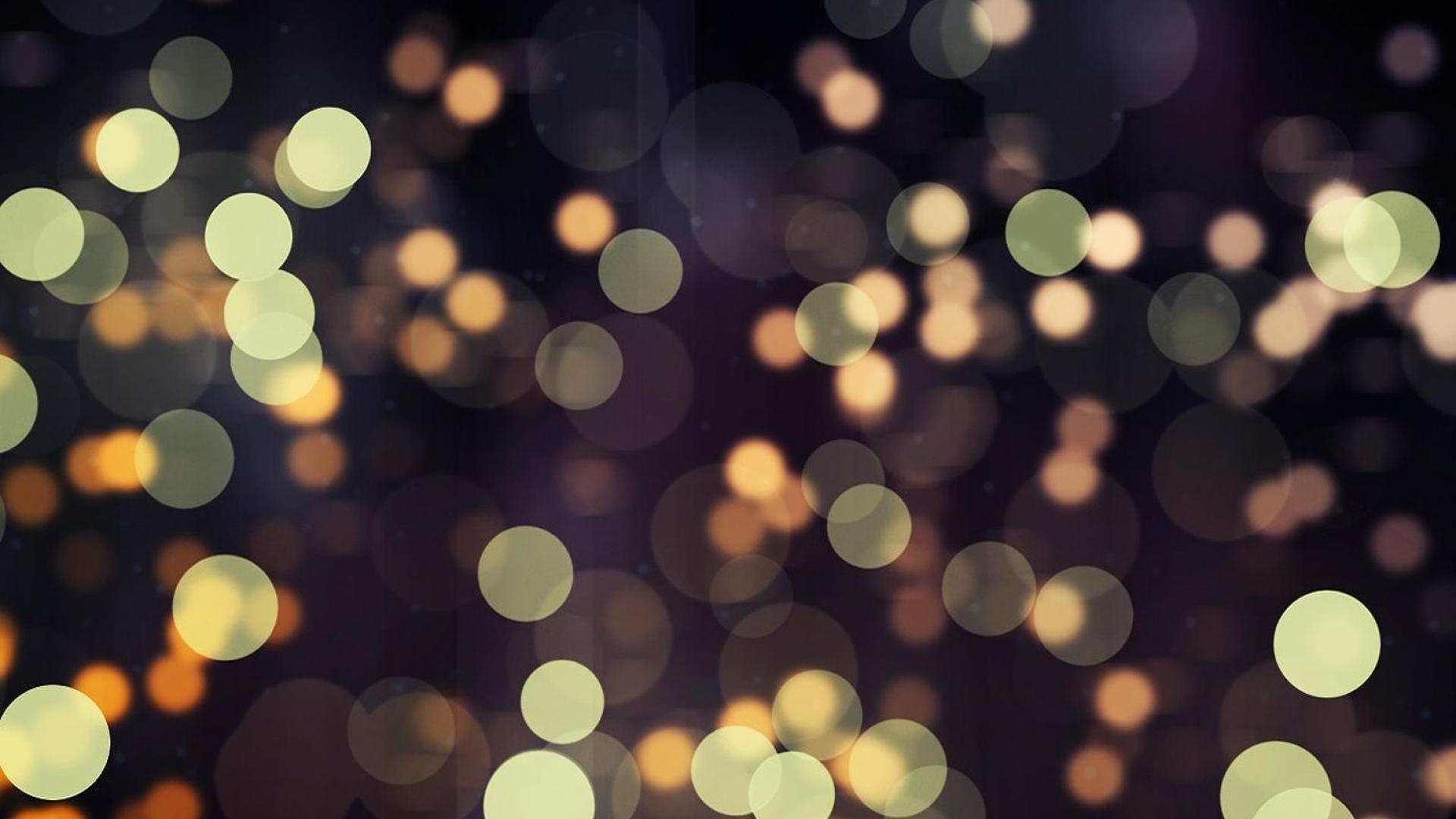 light bokeh wallpaper 1920x1080 33789