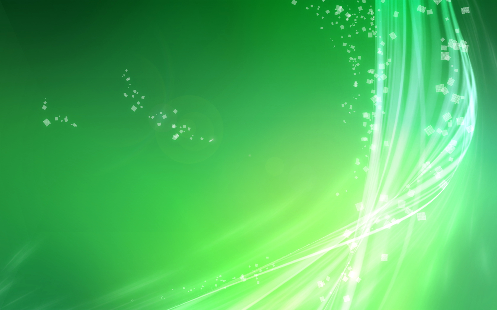 Light Green Abstract Wallpaper