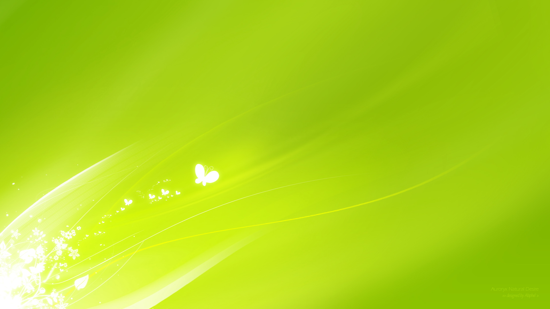 Light Green Wallpaper
